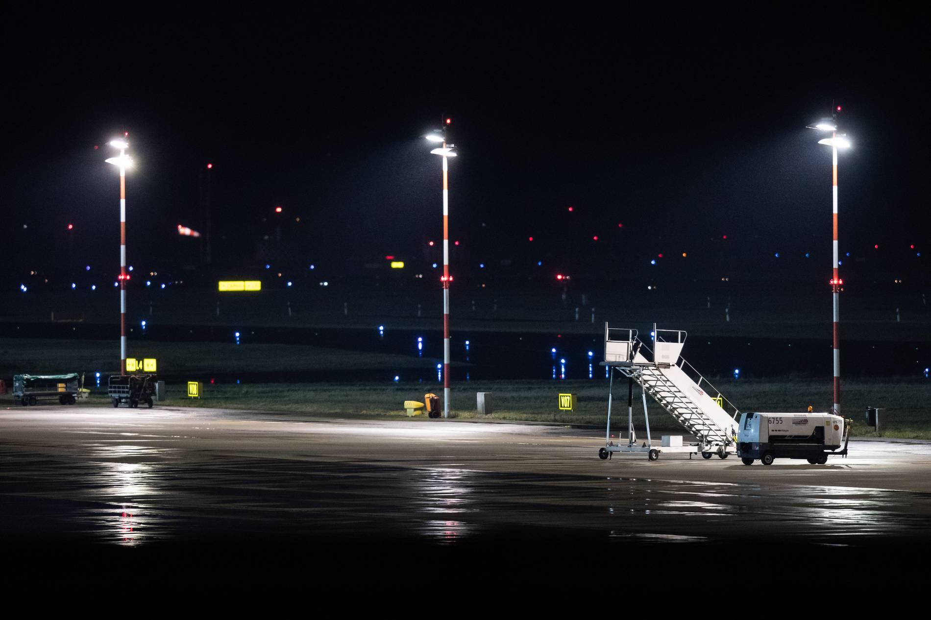 Streik am Flughafen Düsseldorf: Reisenden droht Gepäck-Chaos