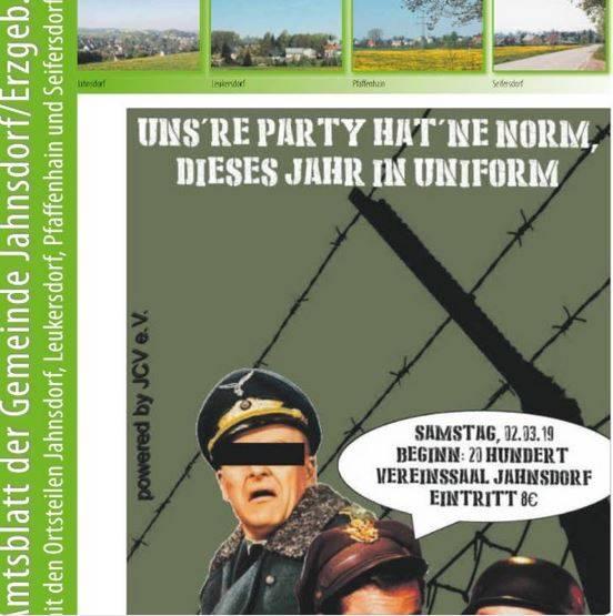 Karnevalsverband Verurteilt Jeckenparty Mit Wehrmachtsuniform