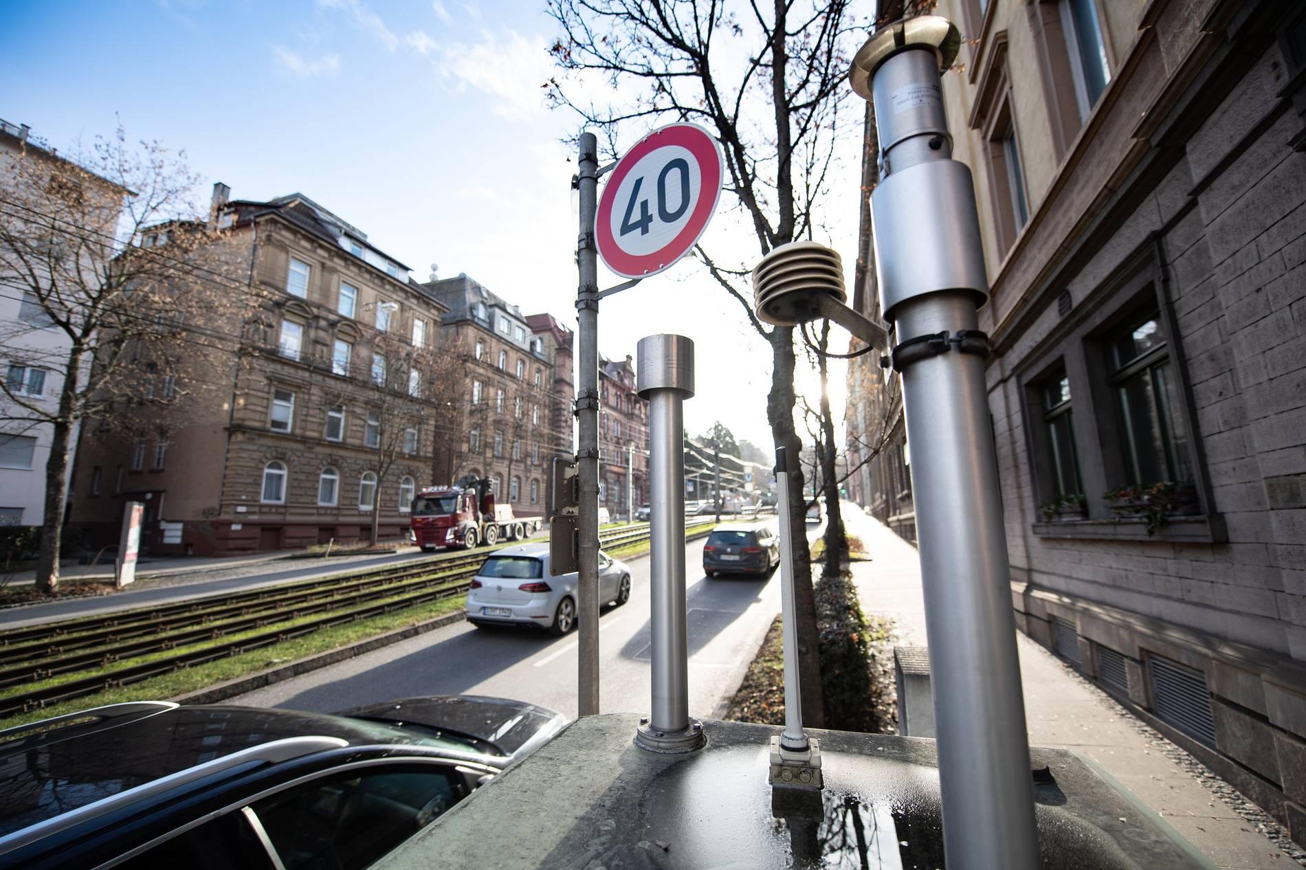 Bericht: EU akzeptiert deutsches Gesetz gegen Fahrverbote