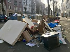 Konflikt um Entsorgungsunternehmen in Düsseldorf: Das Schweigen der Awista