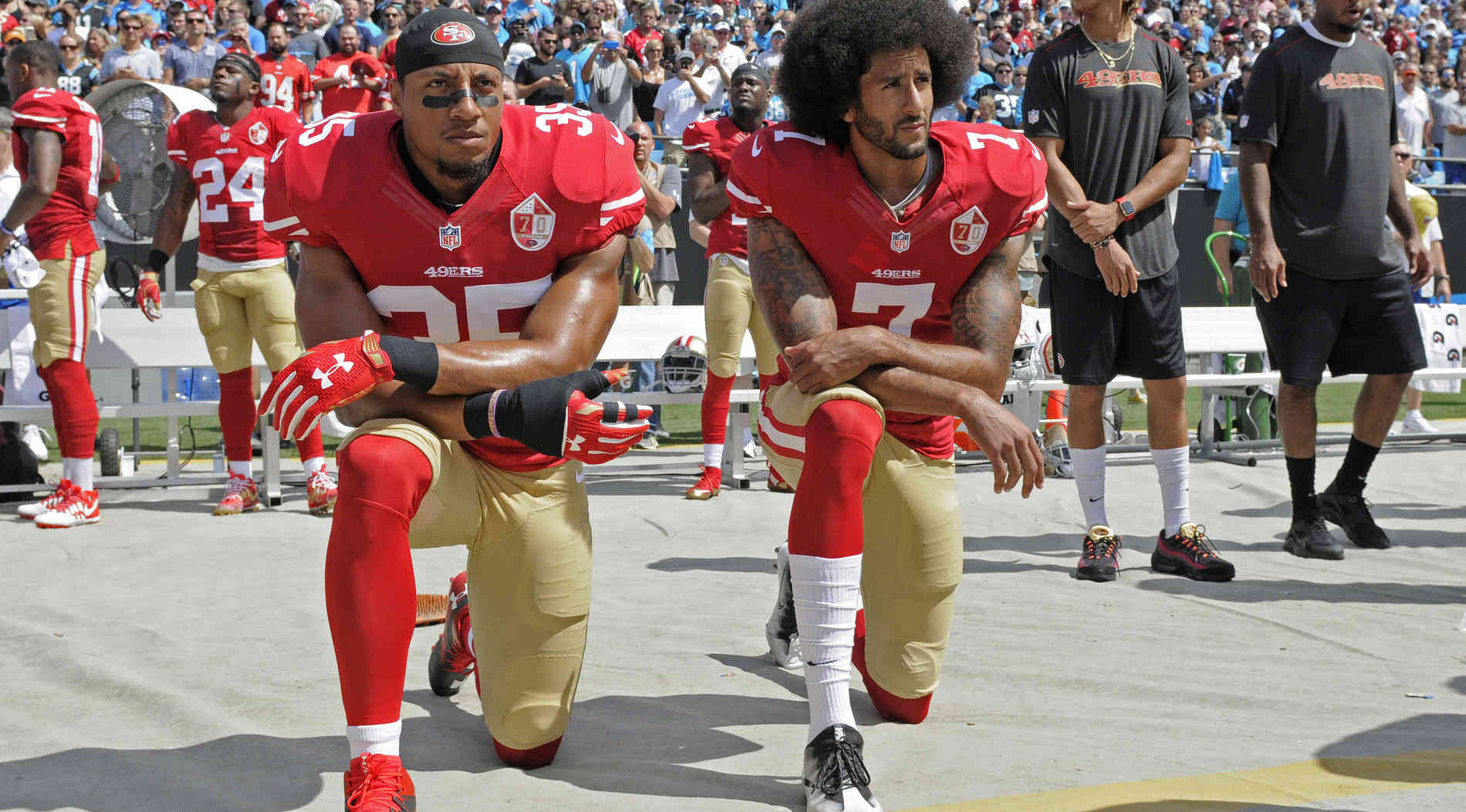 NFL einigt sich im Hymnenstreit mit Rebell Colin Kaepernick