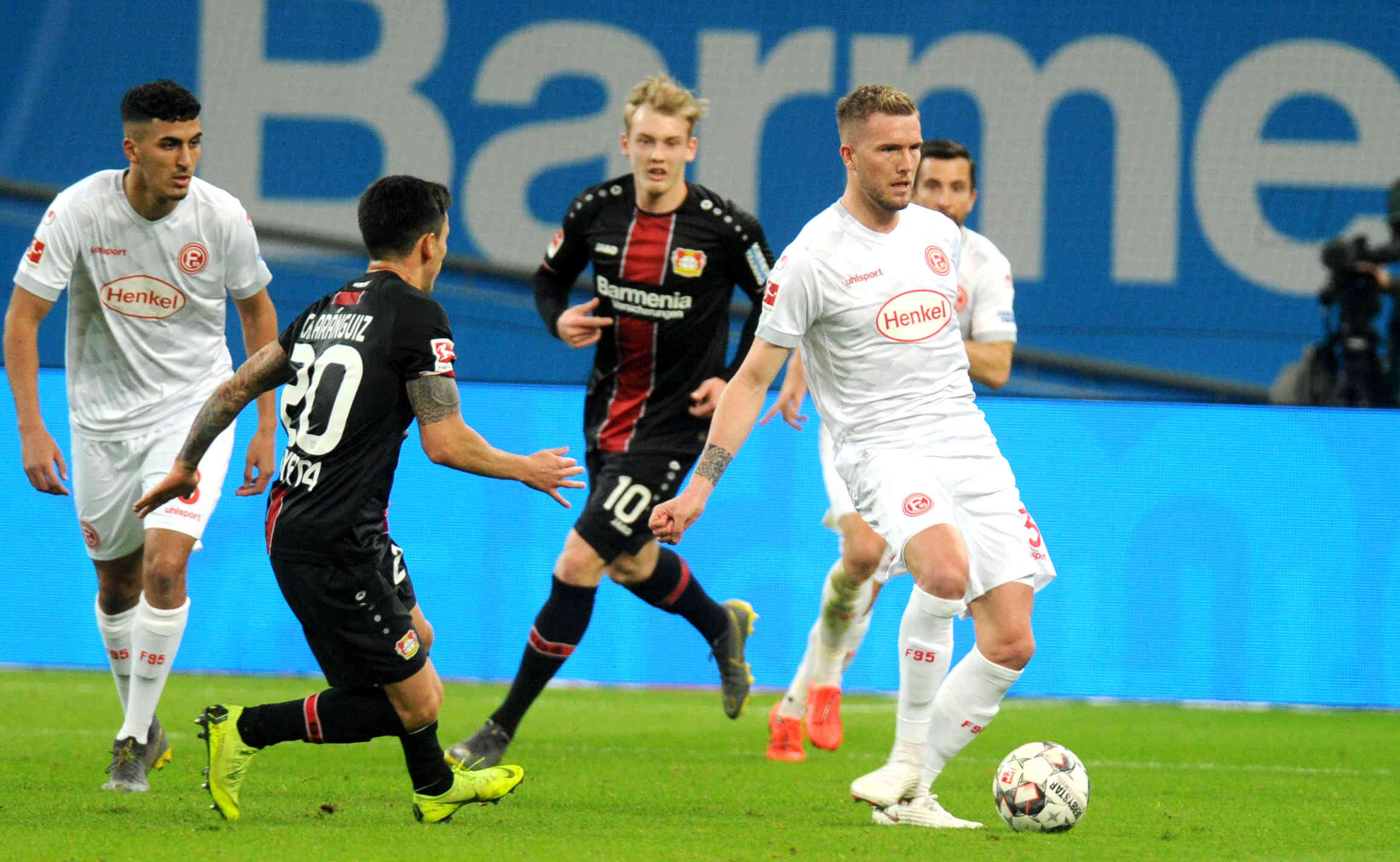 Bayer Leverkusen Spiele