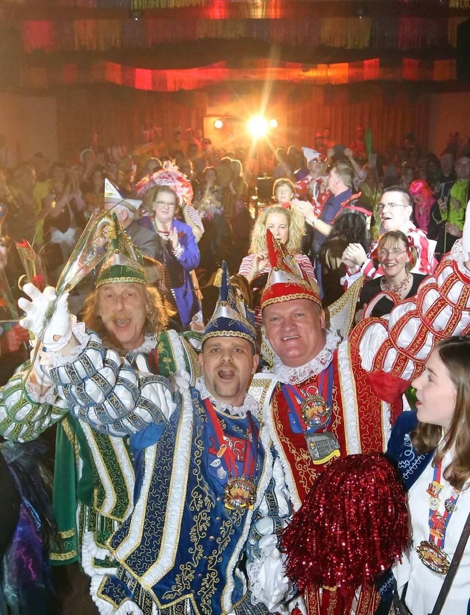 Karnevalssitzung Gürzenich