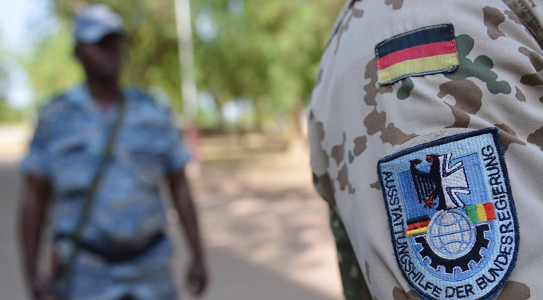 Bundeswehrsoldaten in Mali unter Beschus geraten