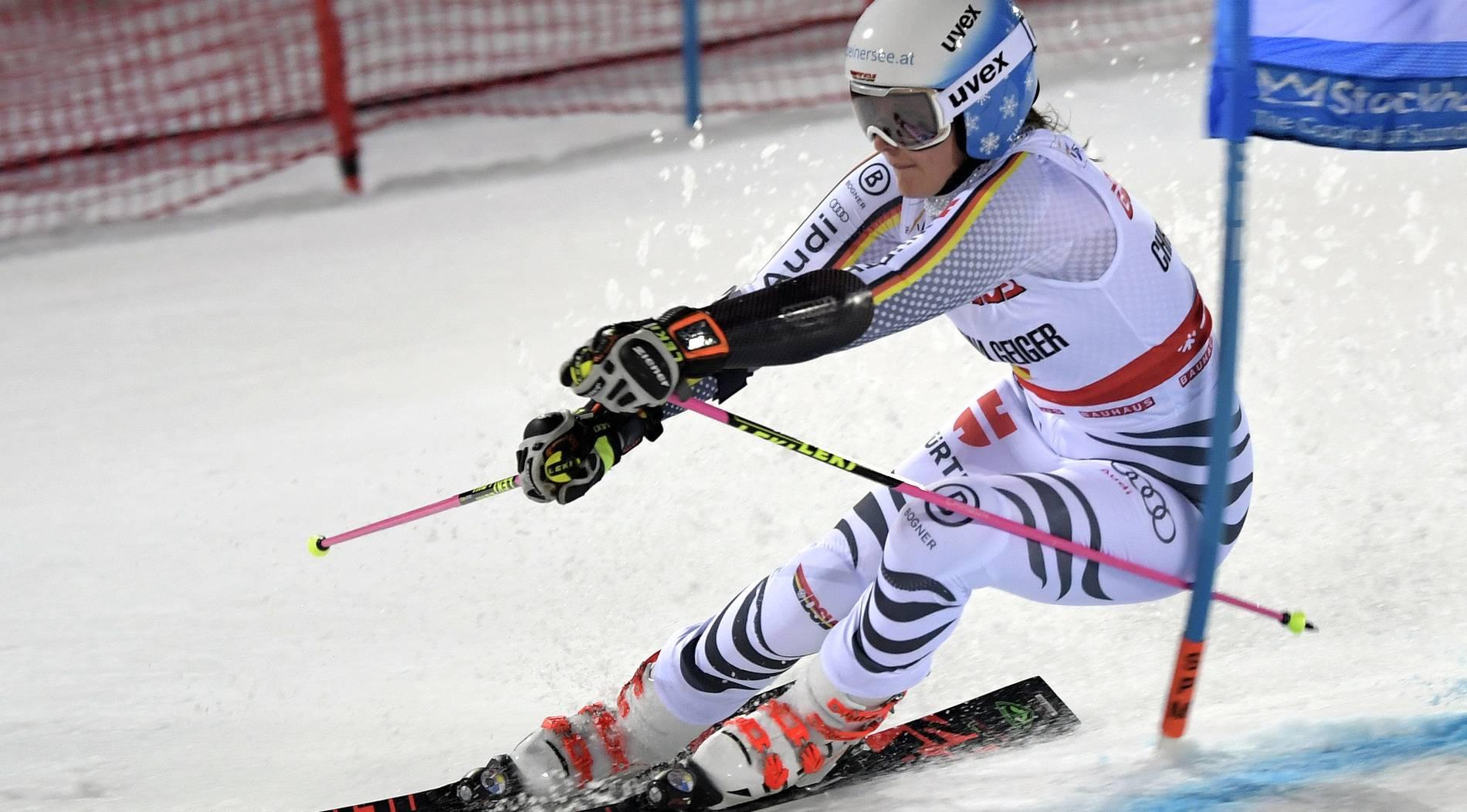Geiger holt in Stockholm ihr bestes Weltcup-Resultat