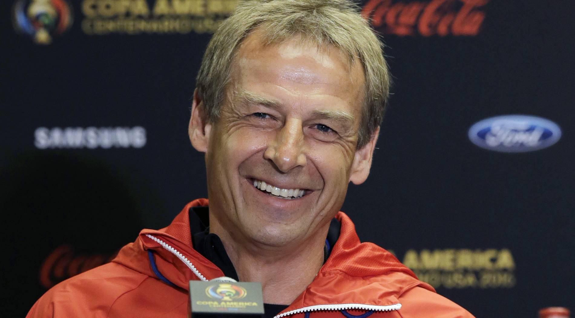 US-Verband zahlte Klinsmann 3,35 Millionen Dollar Abfindung
