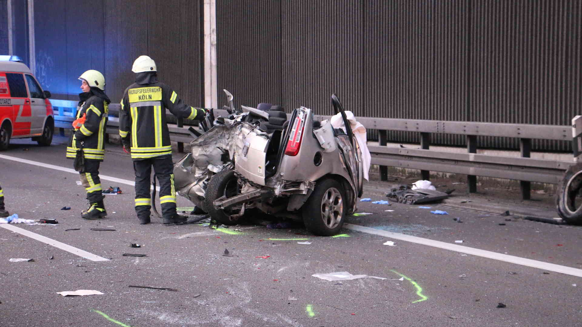 Nachrichten Köln Unfall Heute