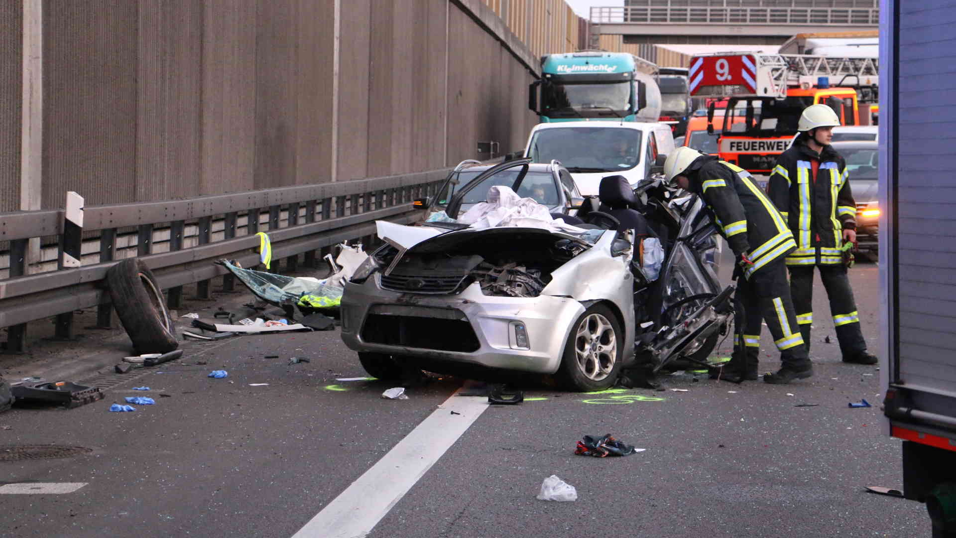 Unfall Autobahn Köln Heute