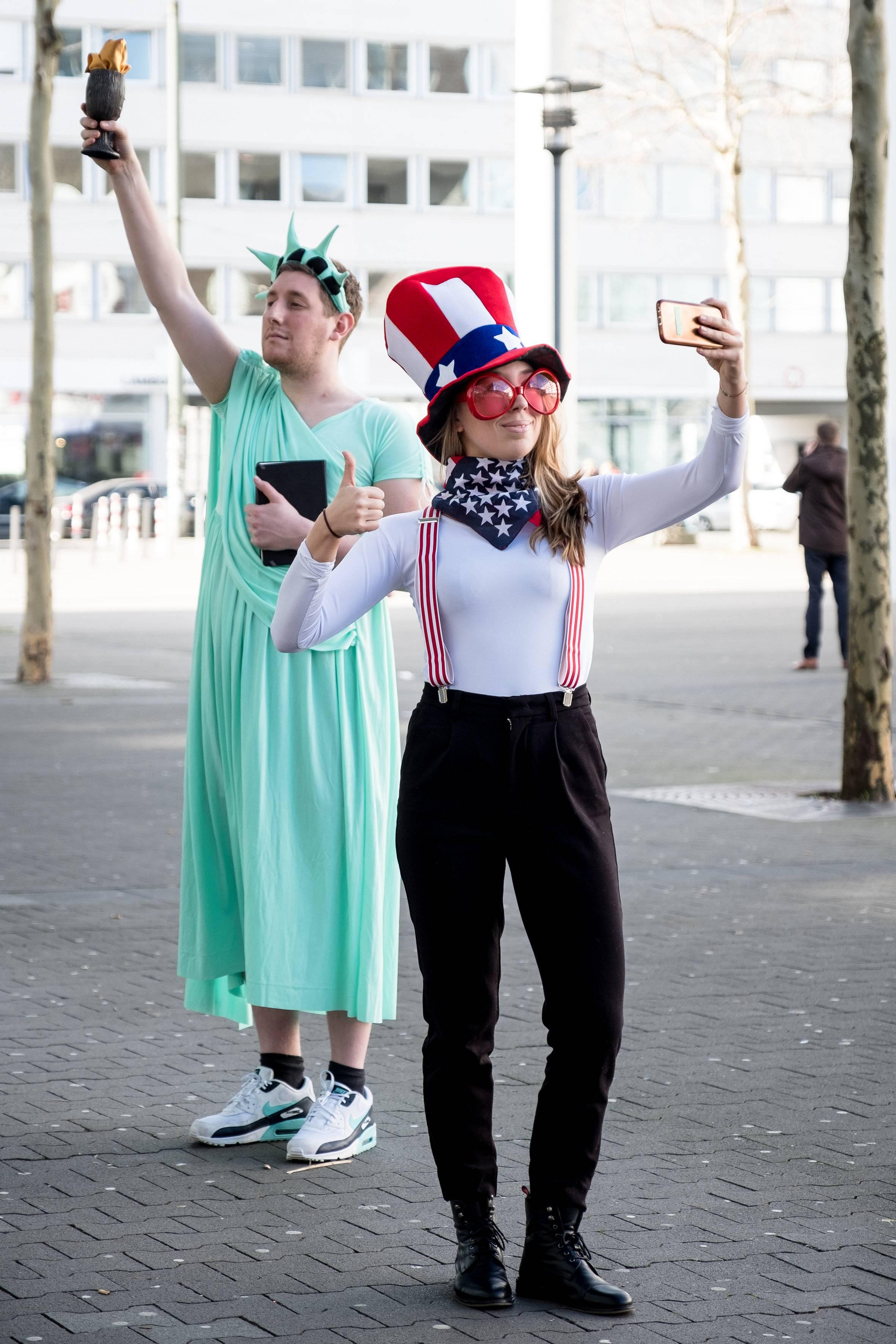 Karneval 2019 in NRW: Das sind die schönsten Partnerkostüme