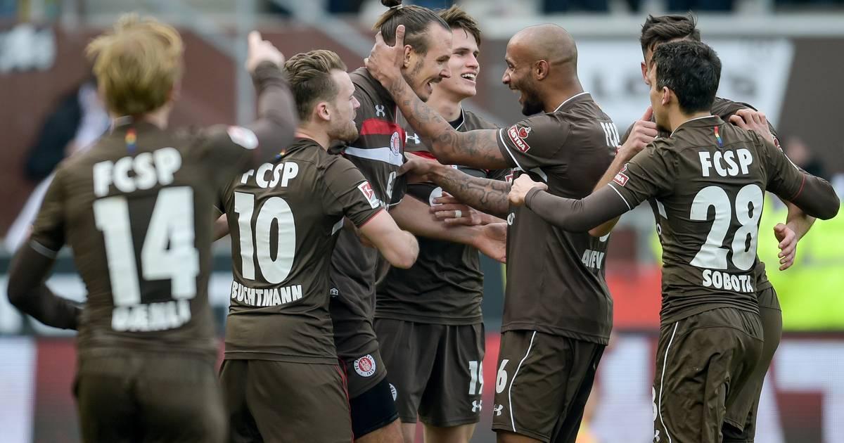 St Pauli Gegen Ingolstadt
