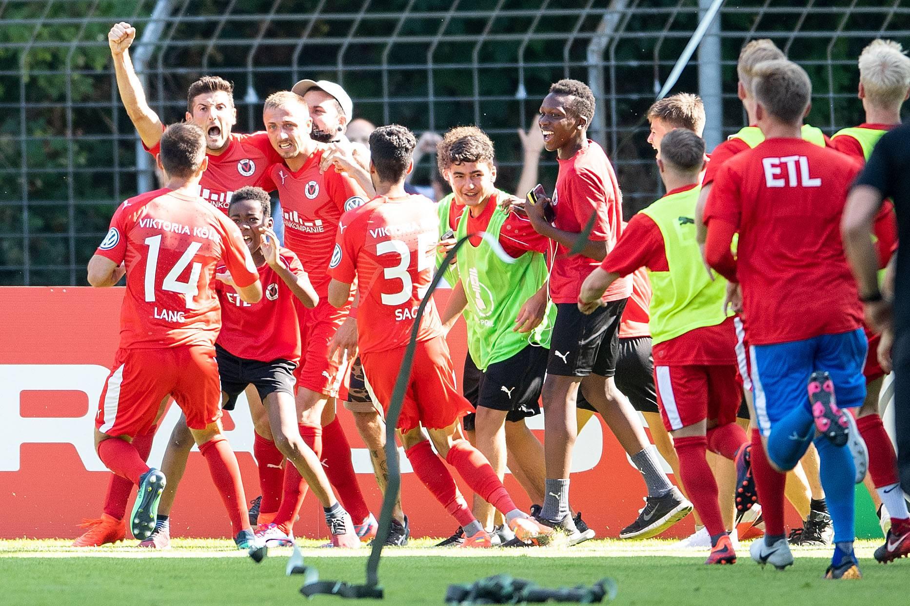 Viktoria Köln Liga