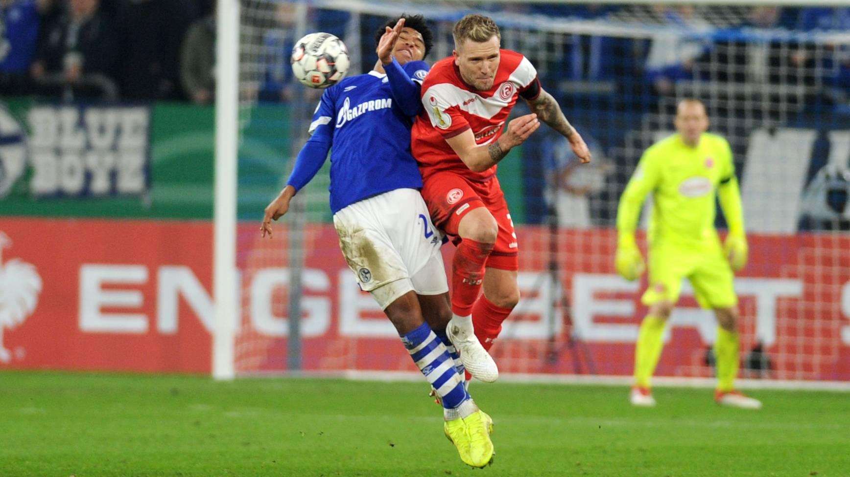 Schalke Gegen Fortuna DГјsseldorf