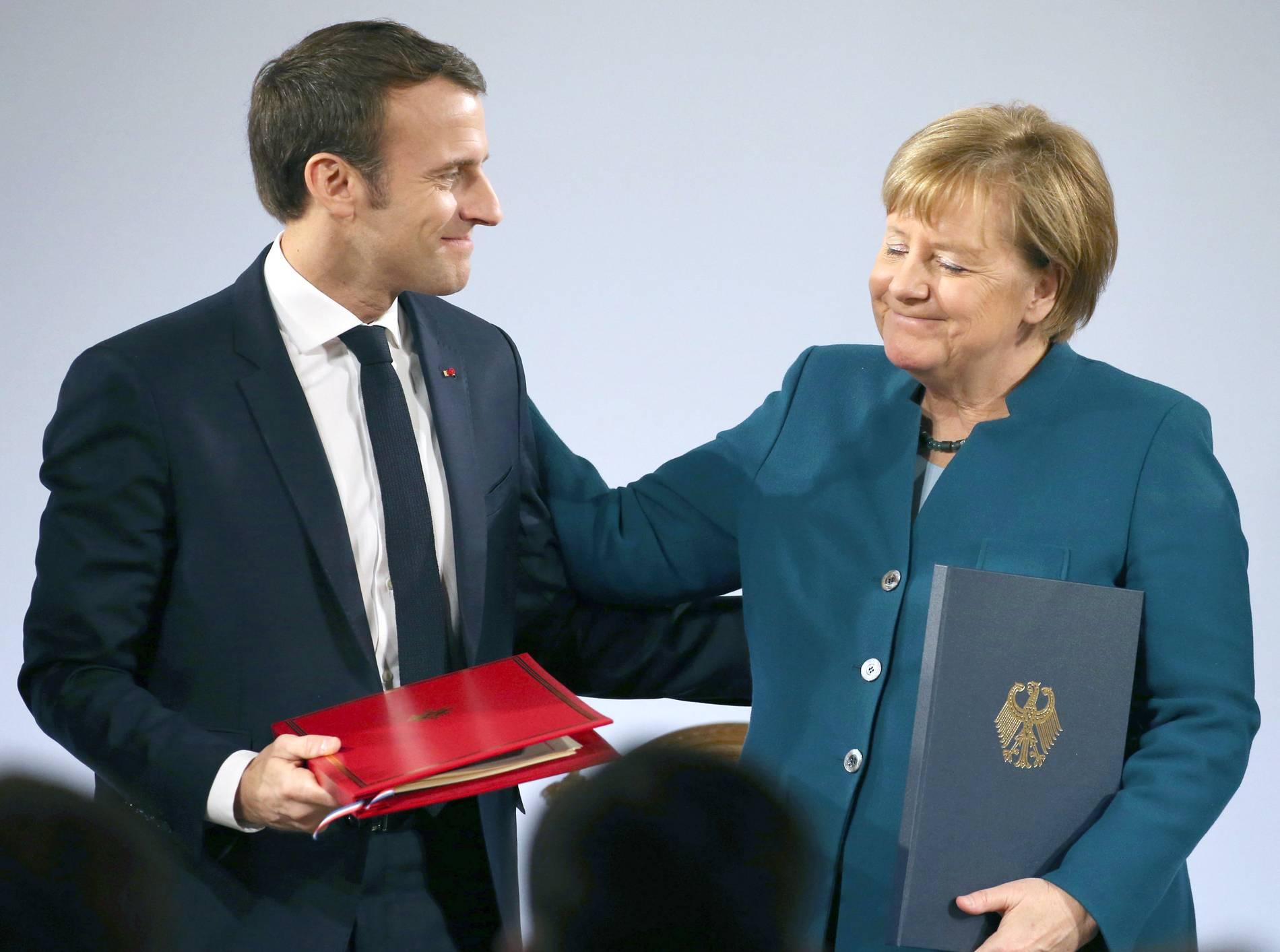 Frankreich und Deutschland billigen Aufschub des EU-Austritts Großbritanniens_China