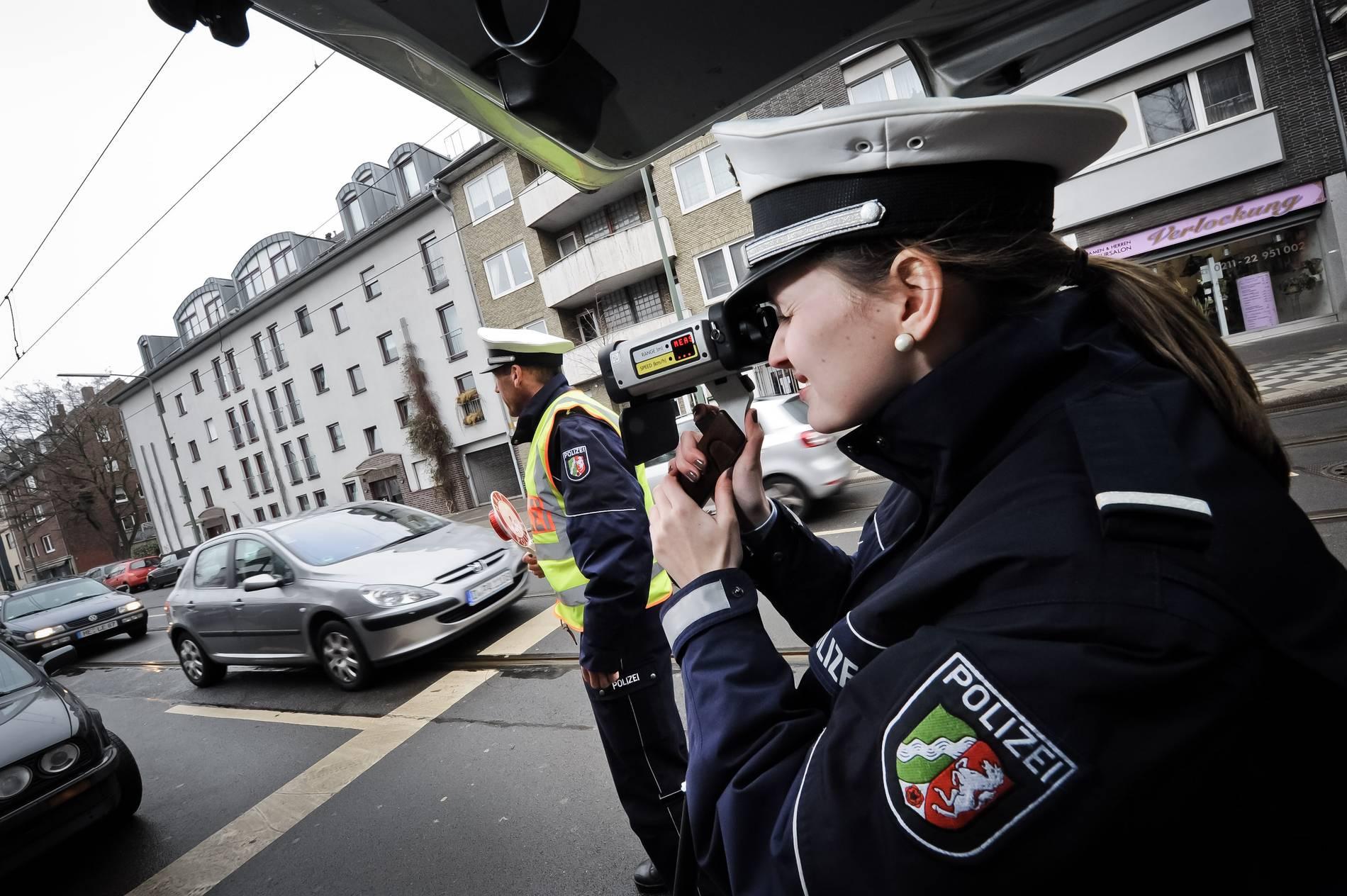 Polizei Düsseldorf Eller