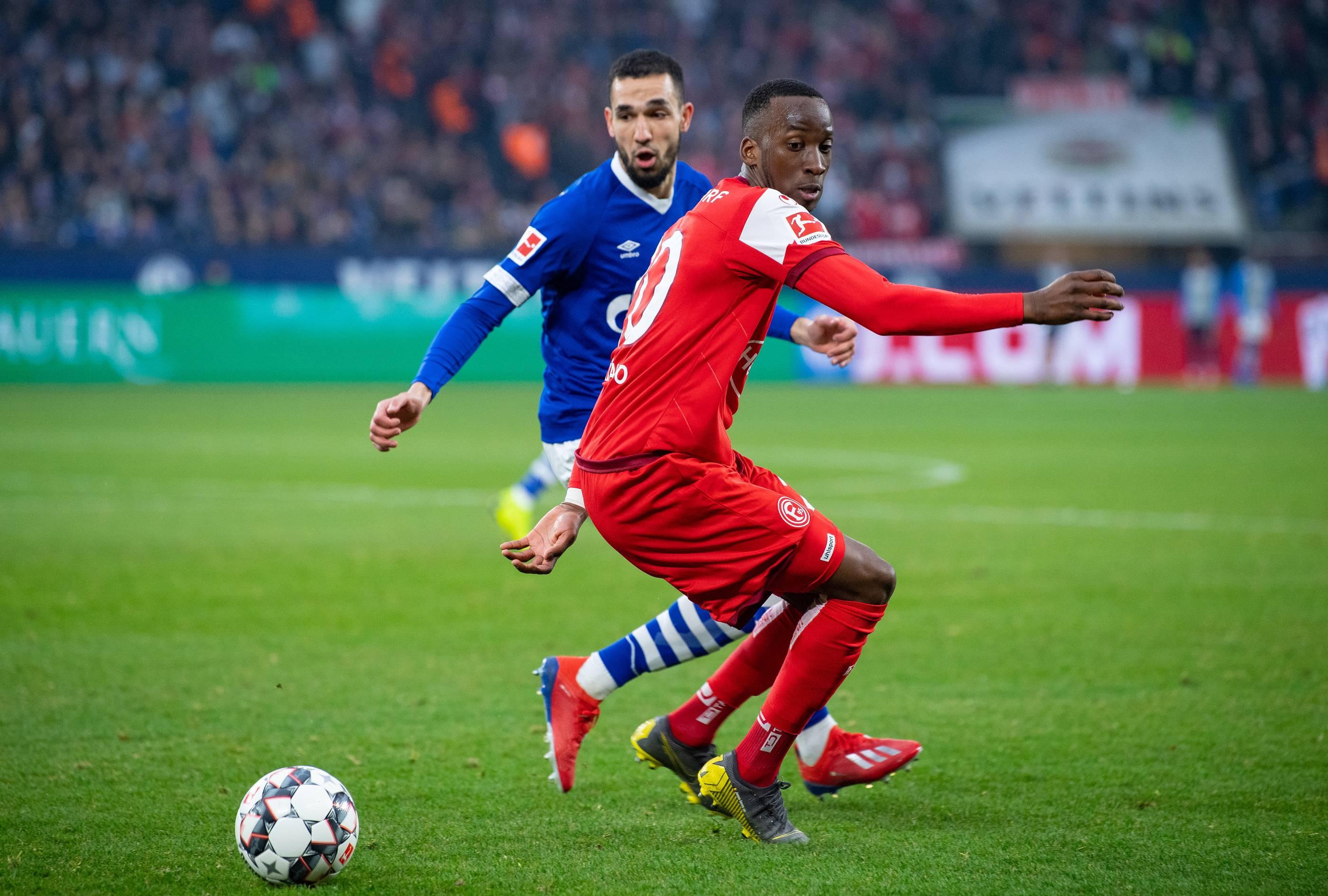 Schalke Gegen Fortuna Düsseldorf
