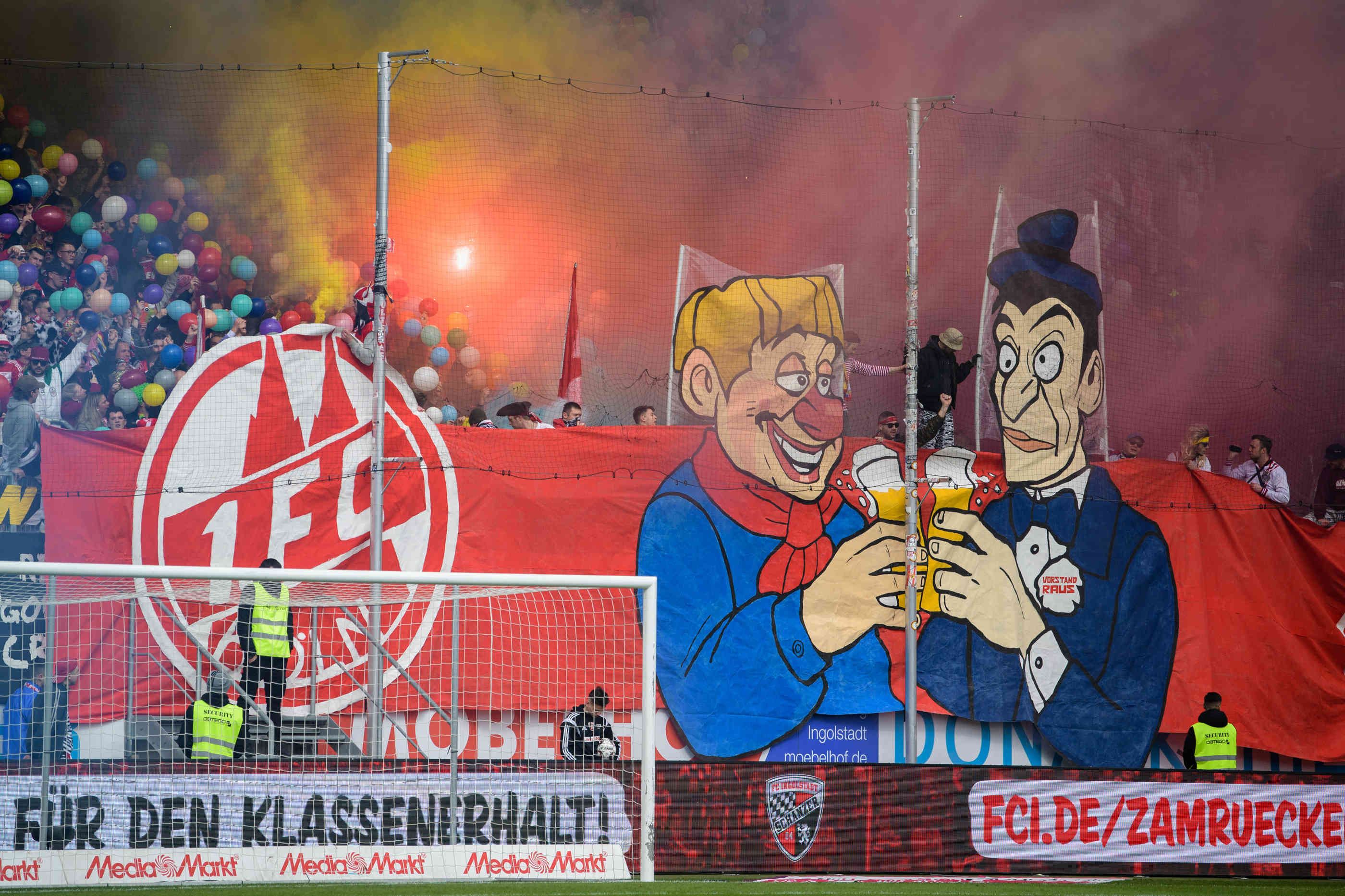 Fc Ingolstadt 04 Gegen 1fc Köln Die Bilder Des Spiels