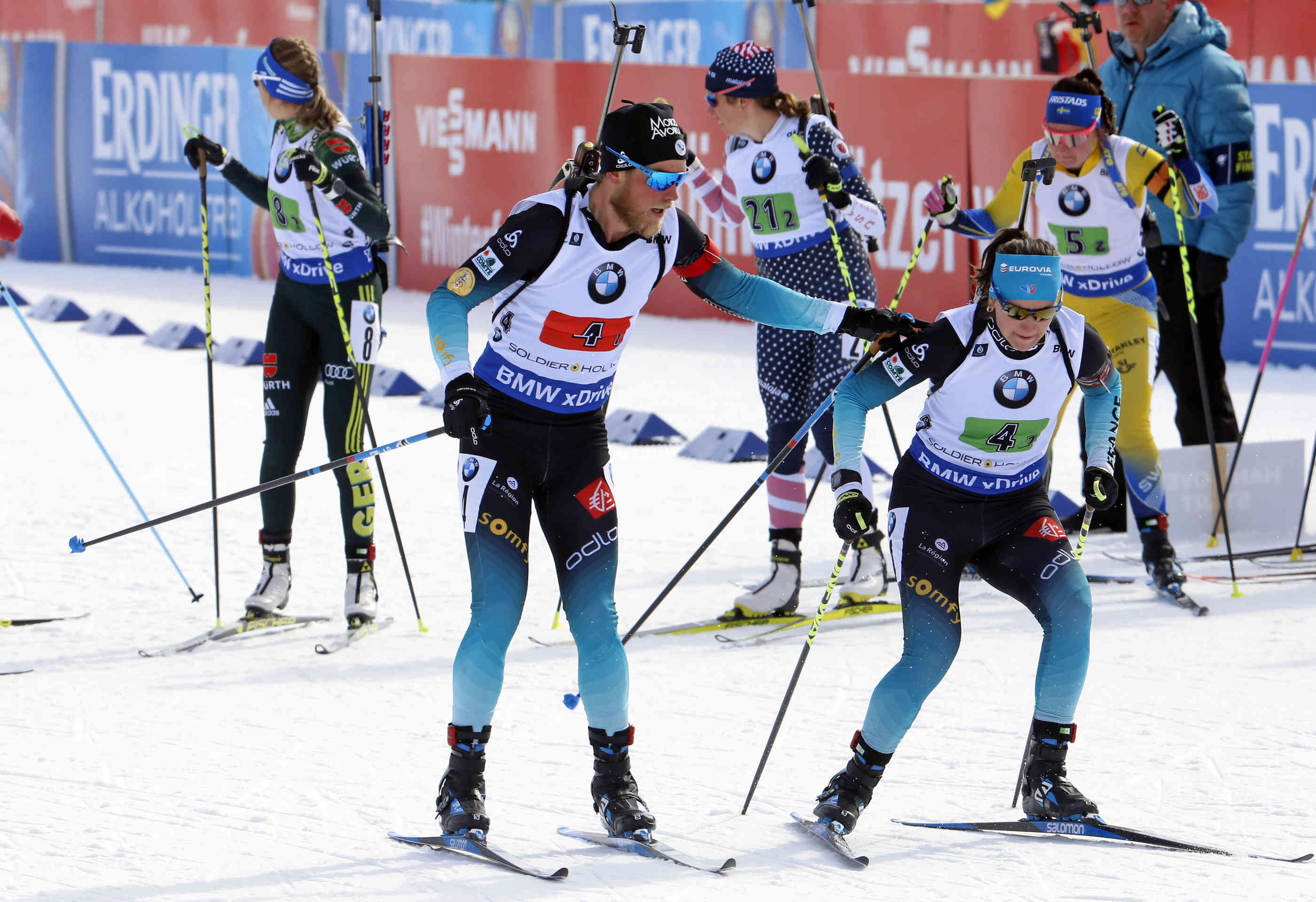 Biathlon Heute Zeitplan