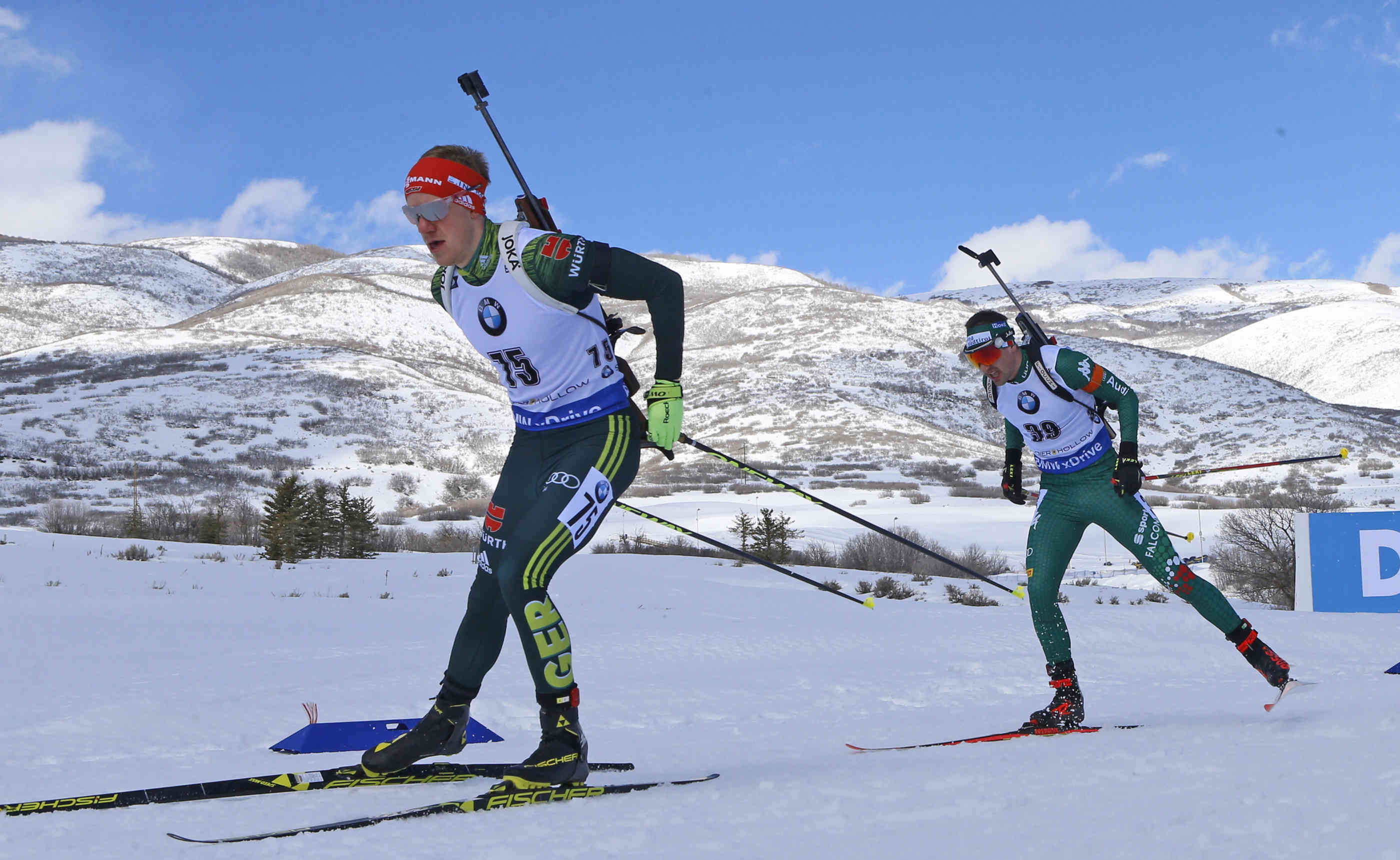 Zeitplan Biathlon Wm 2021