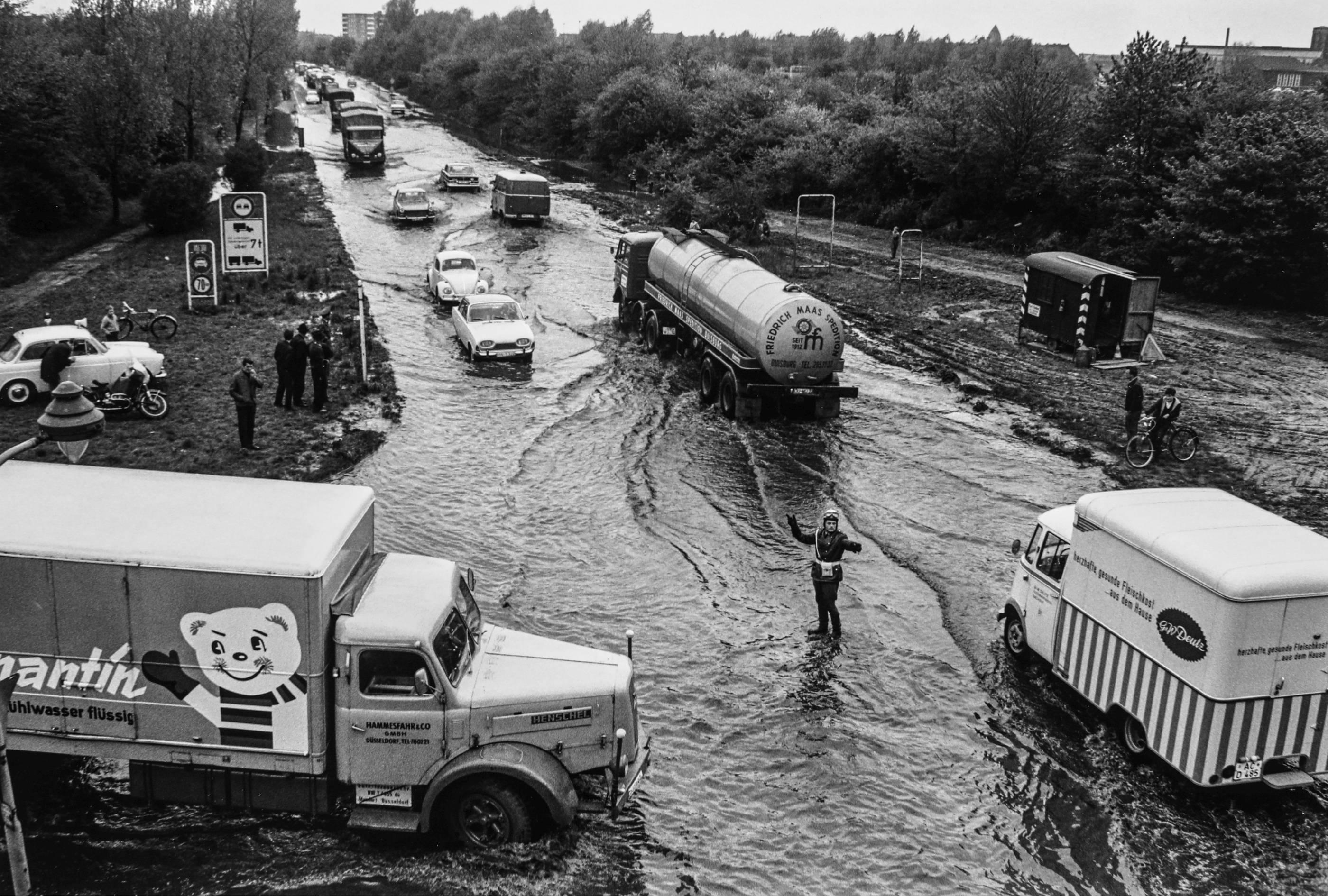 Fotos Von Volker Krämer: Die 60er Jahre In Düsseldorf