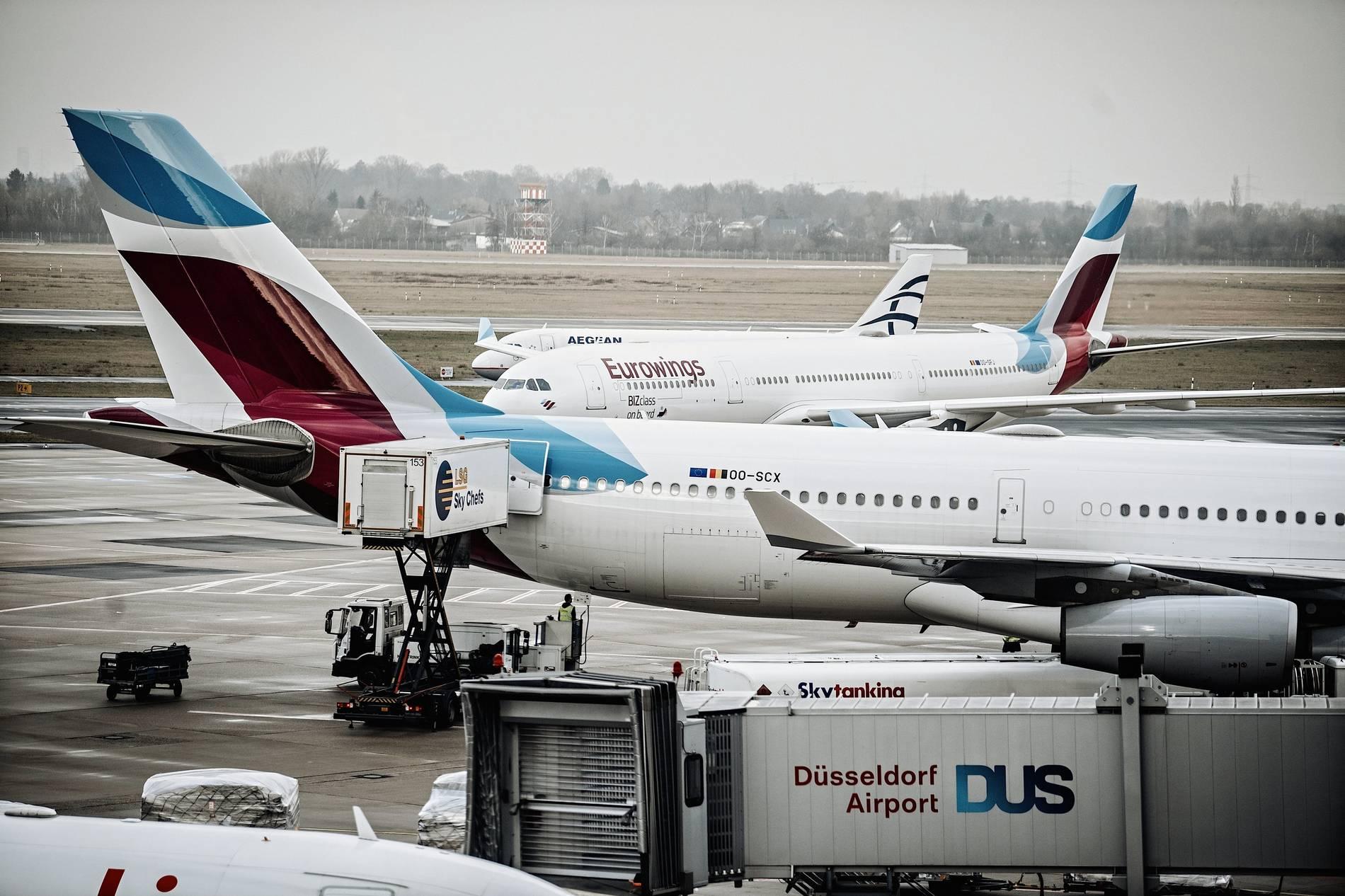 Flüge Düsseldorf New York Eurowings Bietet Künftig Nur Noch Halb So