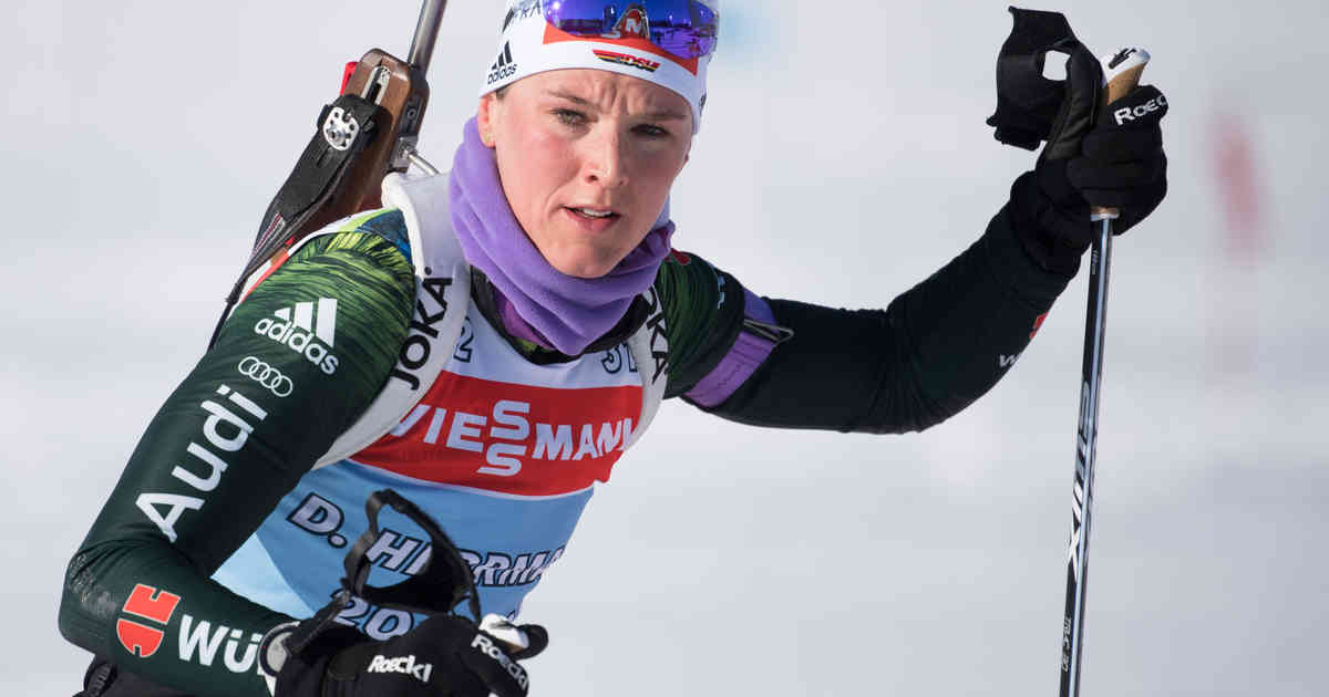 Biathlon Im Ersten