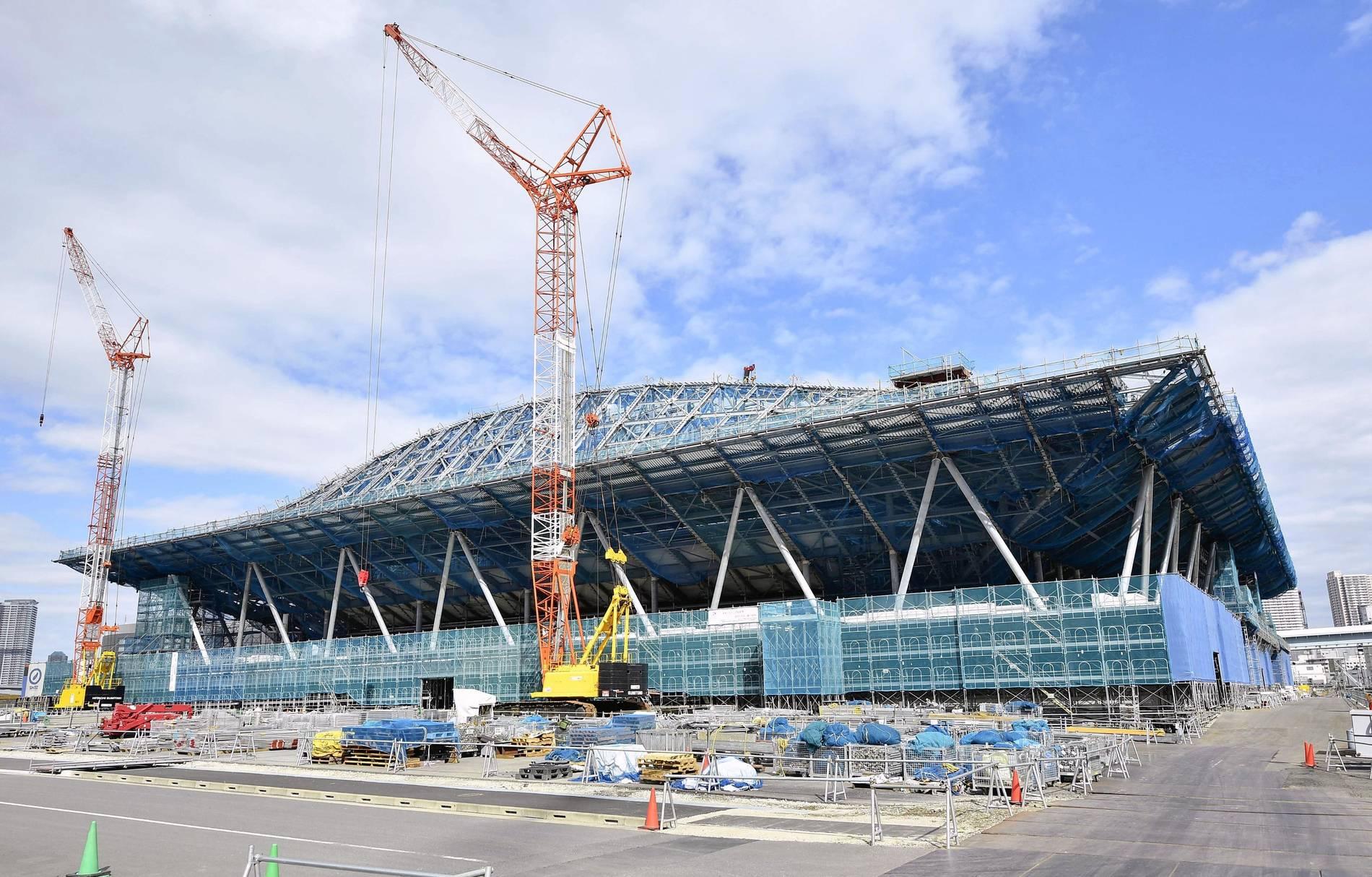 Olympische Spiele 2020 In Tokio 18 Milliarden Euro Teurer Als Angenommen