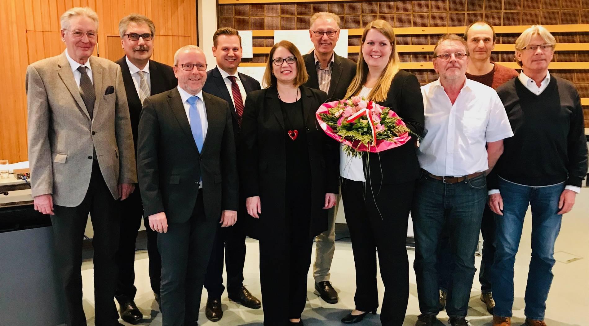 Rat wählt Annabelle Brandes zur neuen Beigeordneten