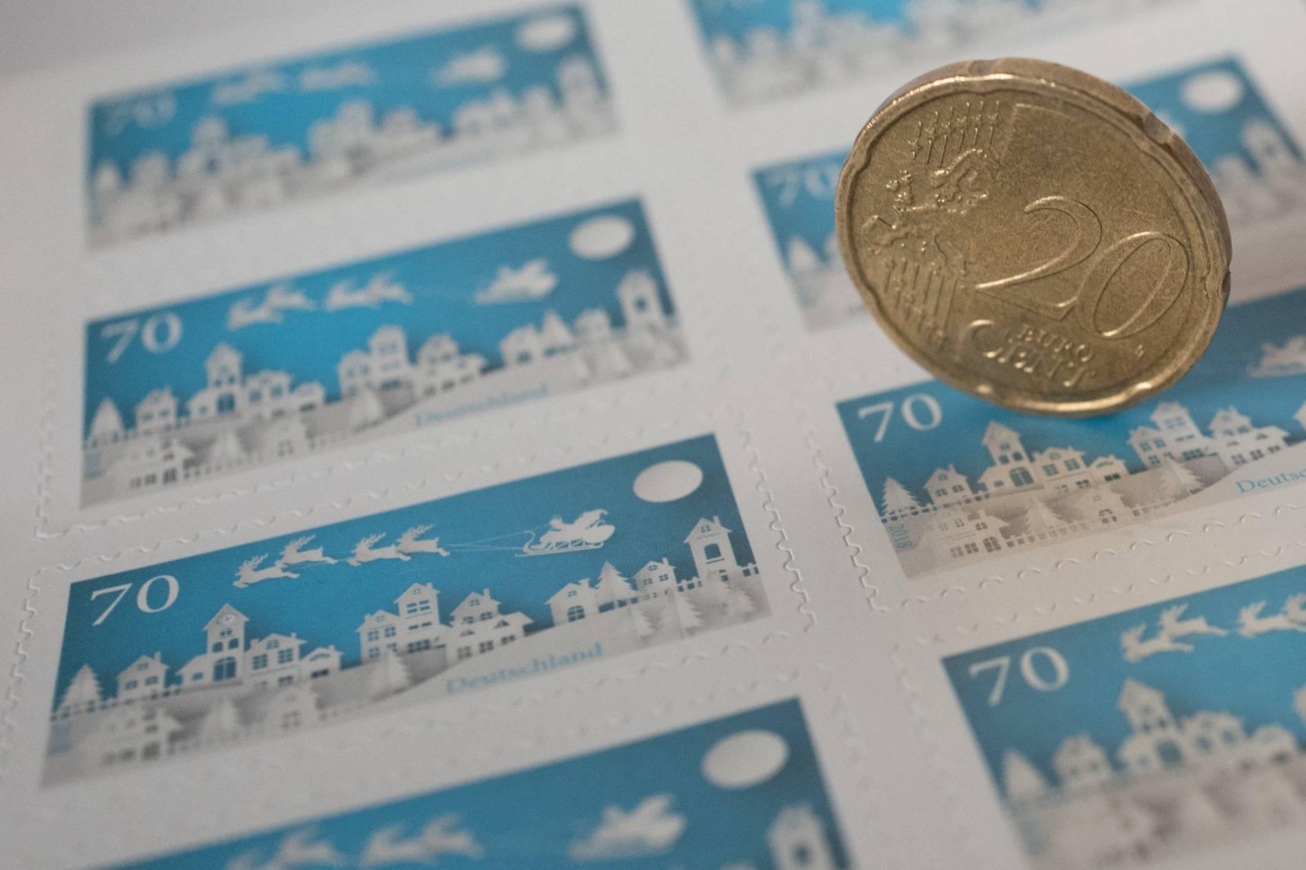 Deutsche Post Kabinett Macht Den Weg Für Erhöhung Des Briefportos Frei