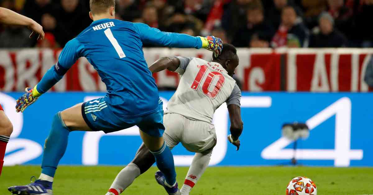 München Gegen Liverpool