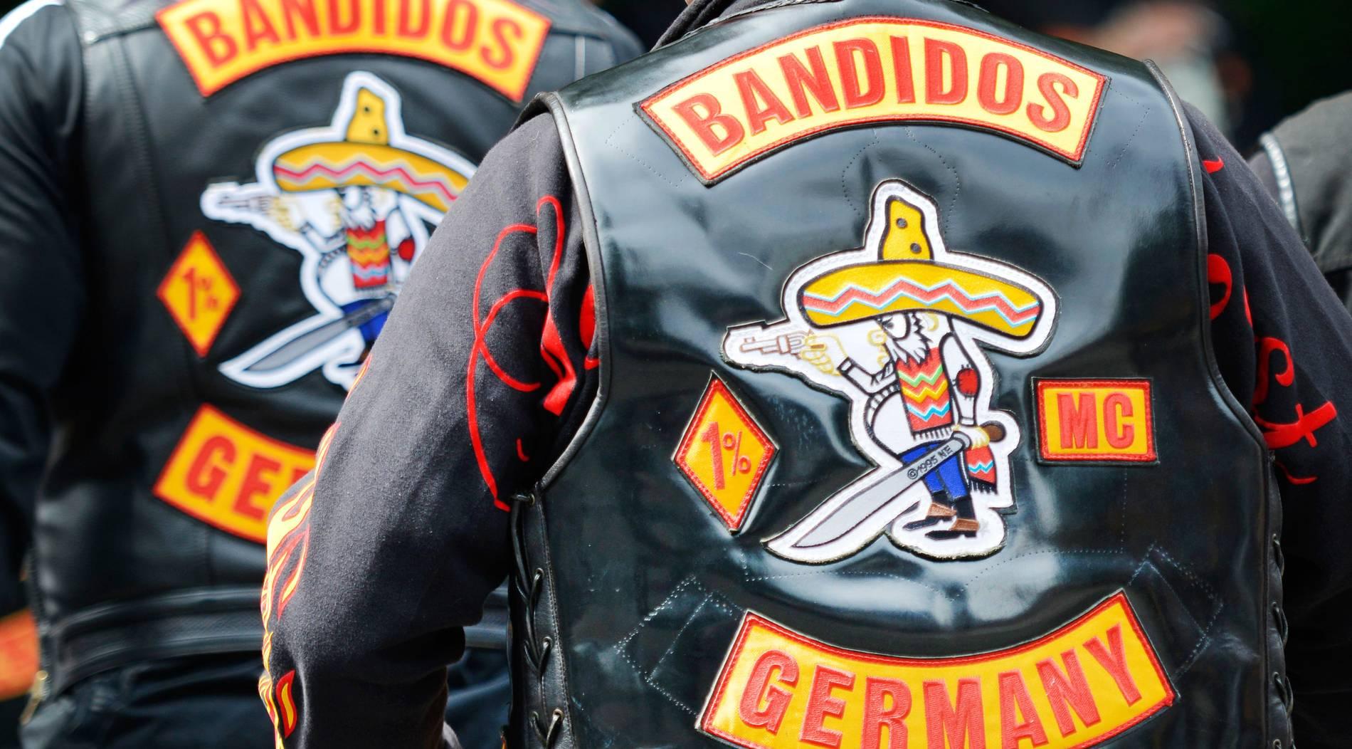 SEK nimmt fünf Bandidos-Mitglieder in NRW fest