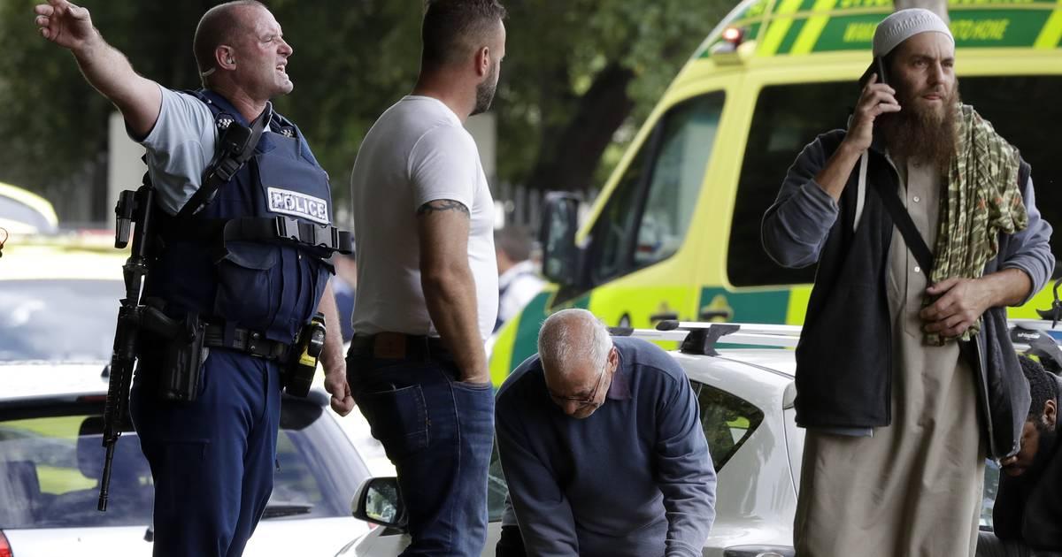 Terroranschlag Neuseeland Facebook: Terroranschlag Mit 49 Toten: Neuseelands Polizei Will