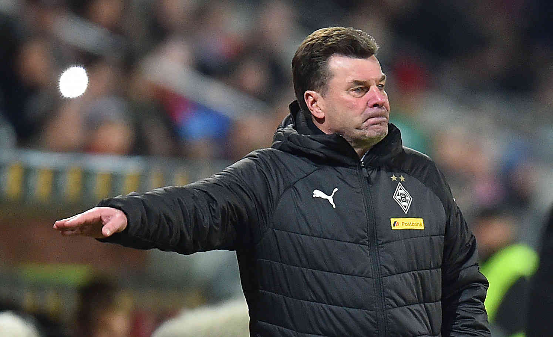 Borussia Mönchengladbach Trainer