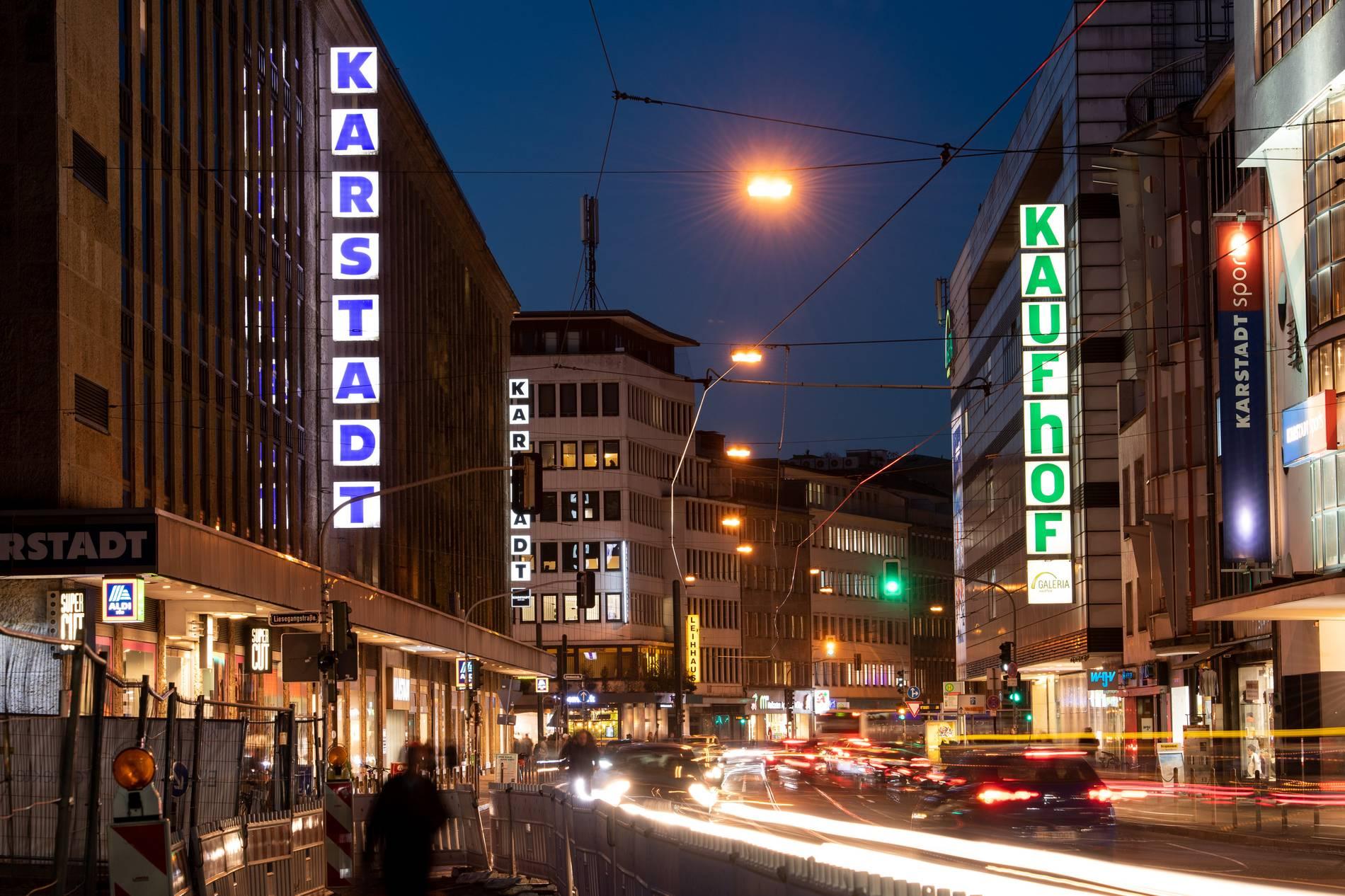 3188cce0129f4 Galeria Kaufhof und Karstadt: Fusionierter Konzern soll