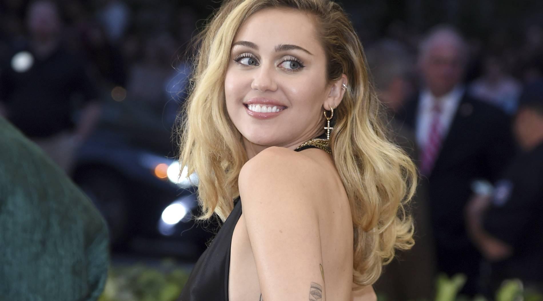 MileyCyrus freut sich auf Woodstock-Festival