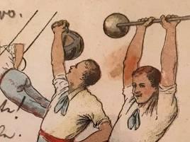 Eröffnung in Grevenbroich : Museum zeigt jetzt Sport-Geschichte(n)