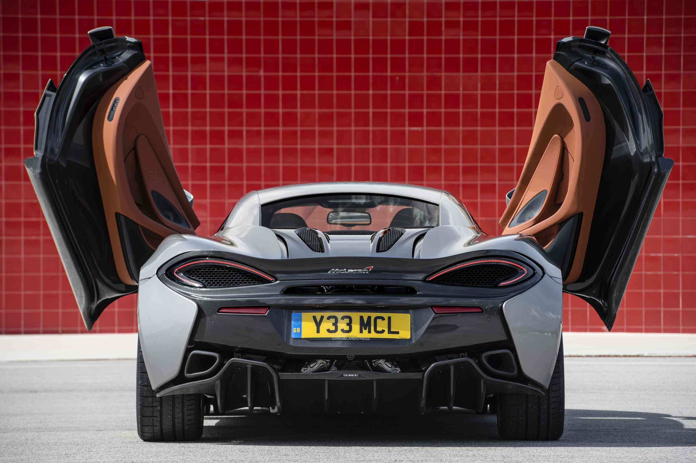 2020 McLaren 570S Coupe Overview