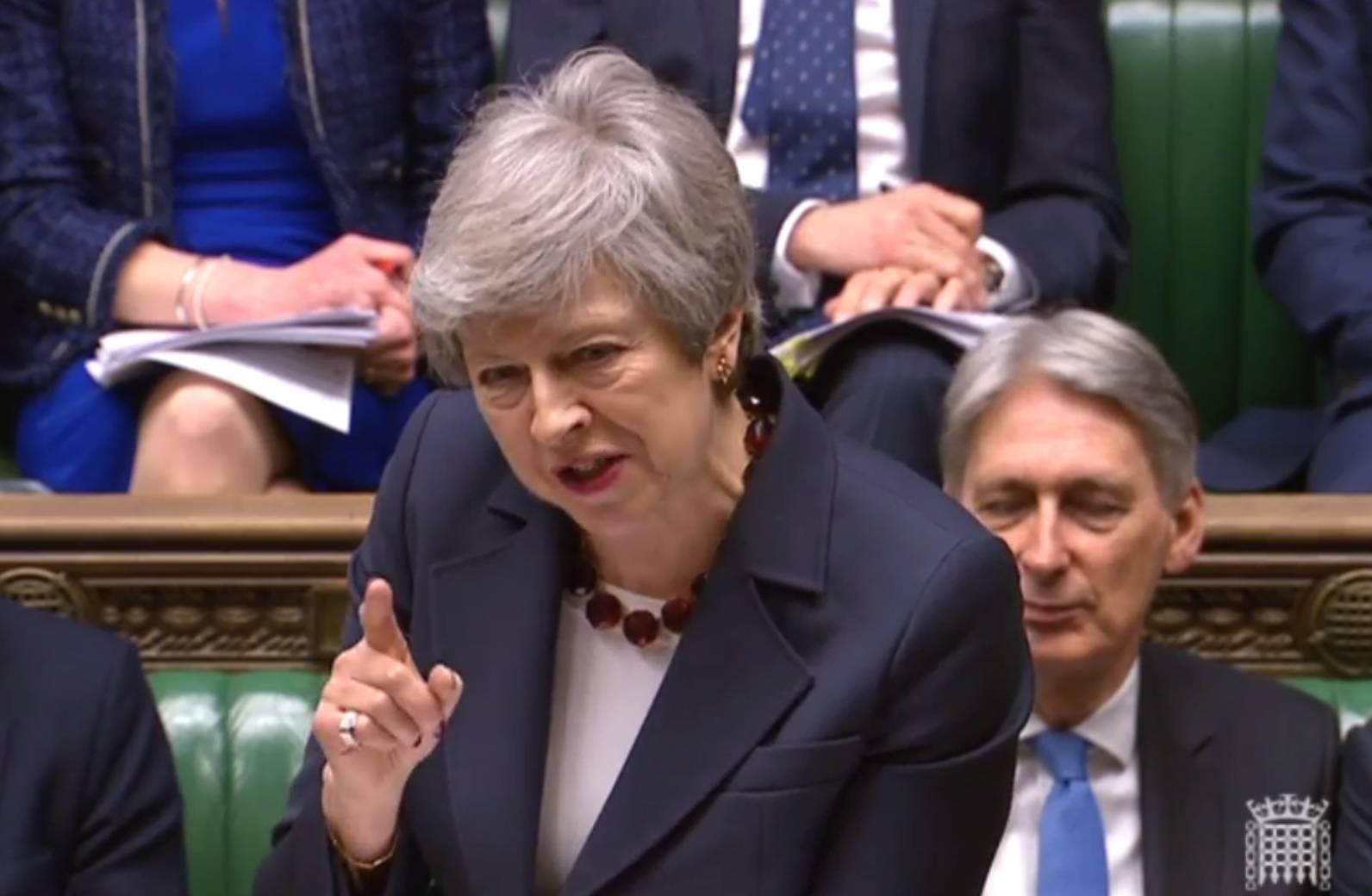 Acht Brexit-Alternativvorschläge abgelehnt: No, No, No ... britisches Unterhaus taumelt ins Chaos