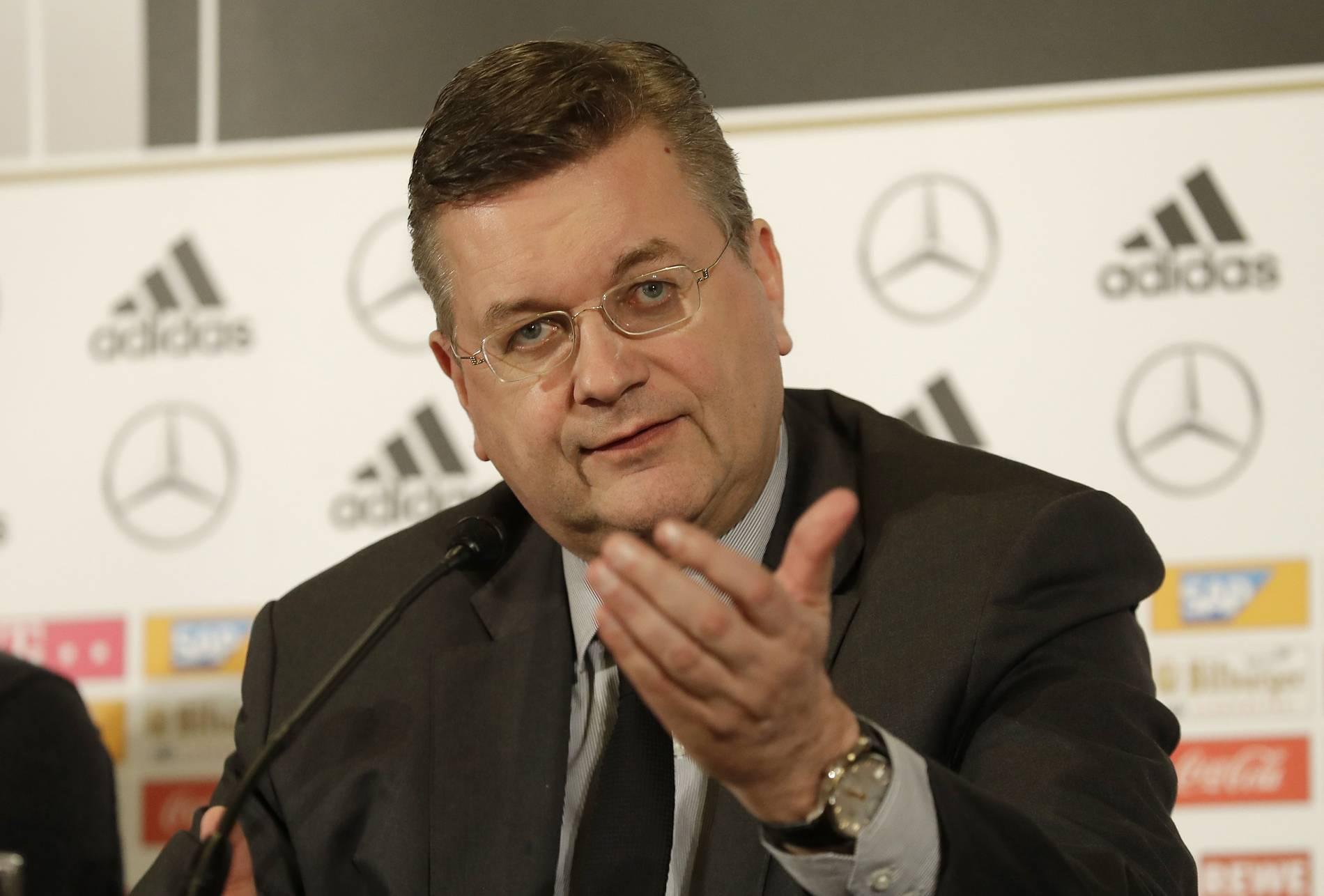 Offiziell: Grindel nicht länger DFB-Präsident