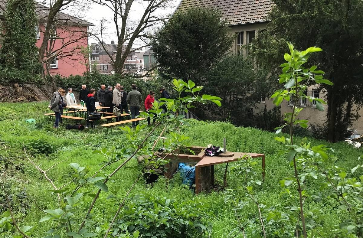 Neue Auftraggeber Ermöglichen Gartengestaltung In Mönchengladbach