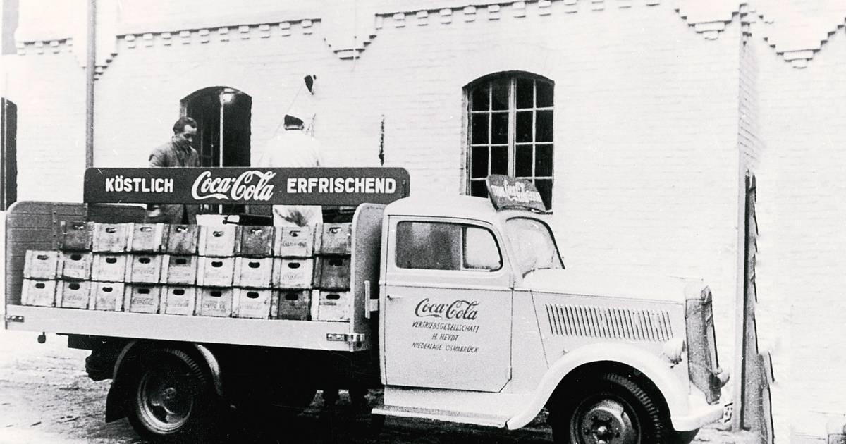 Coca Cola: 1929 wurde die erste Cola in Deutschland abgefüllt