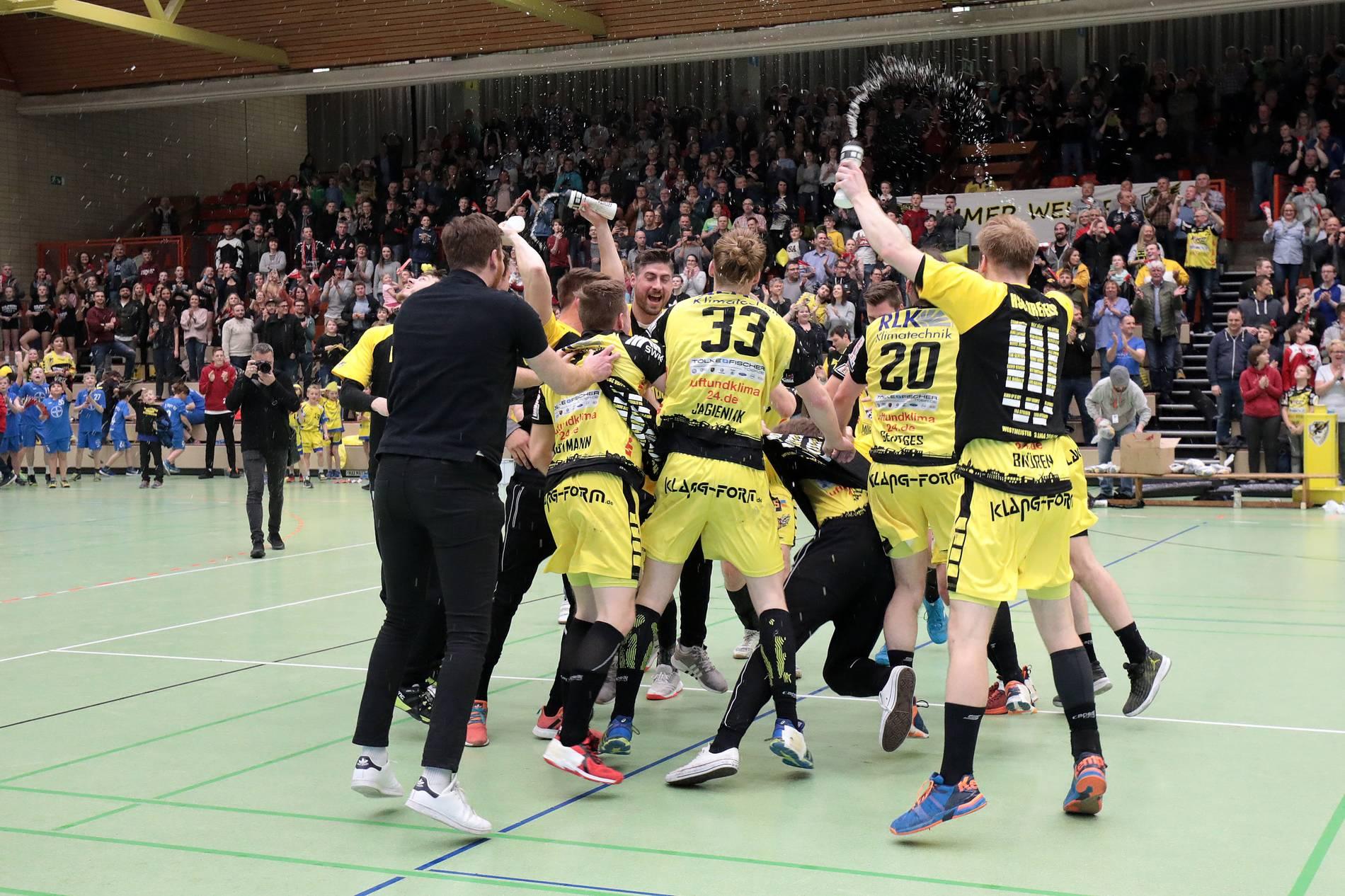 Handball Morgen