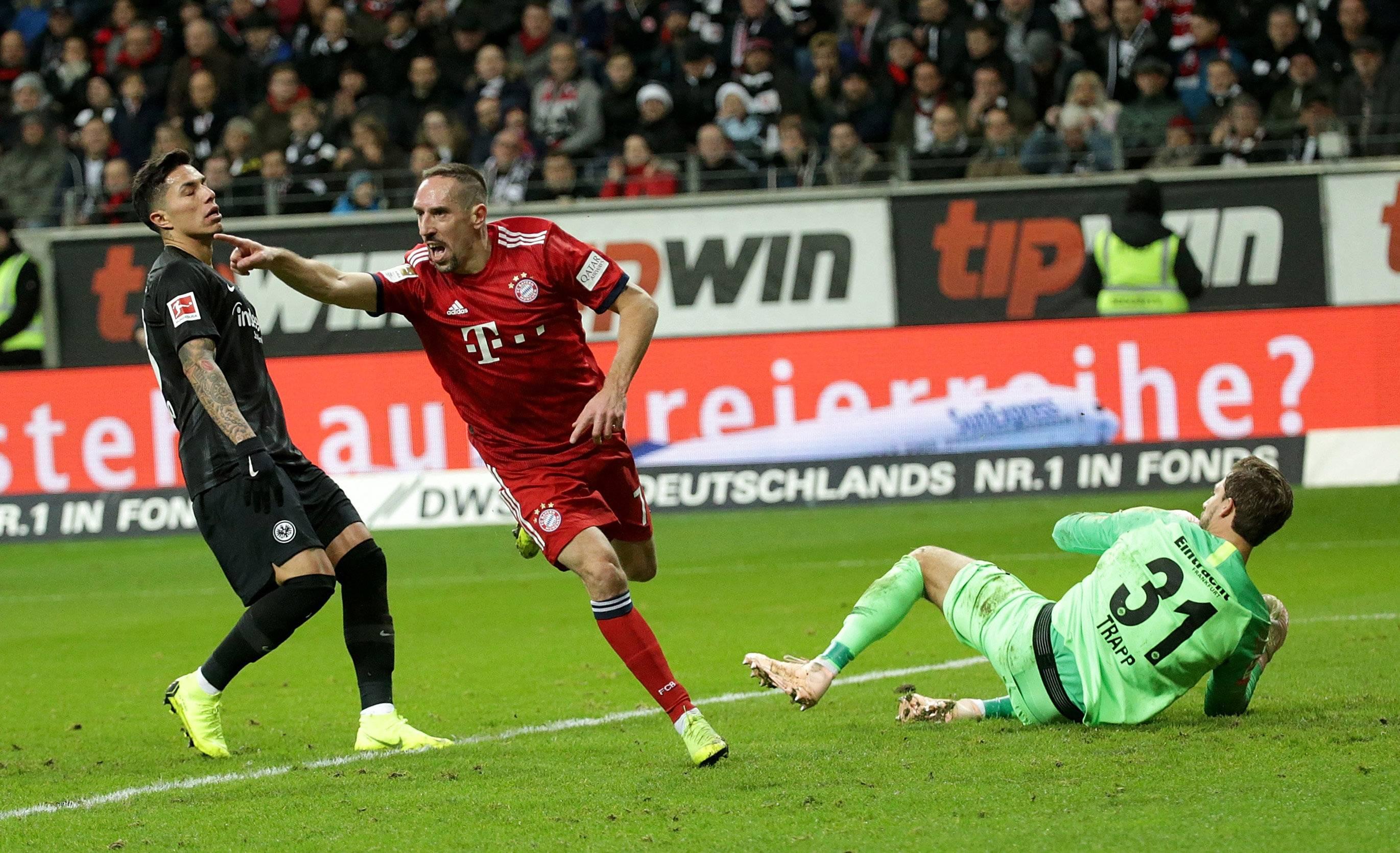 Restprogramm Bayern Dortmund