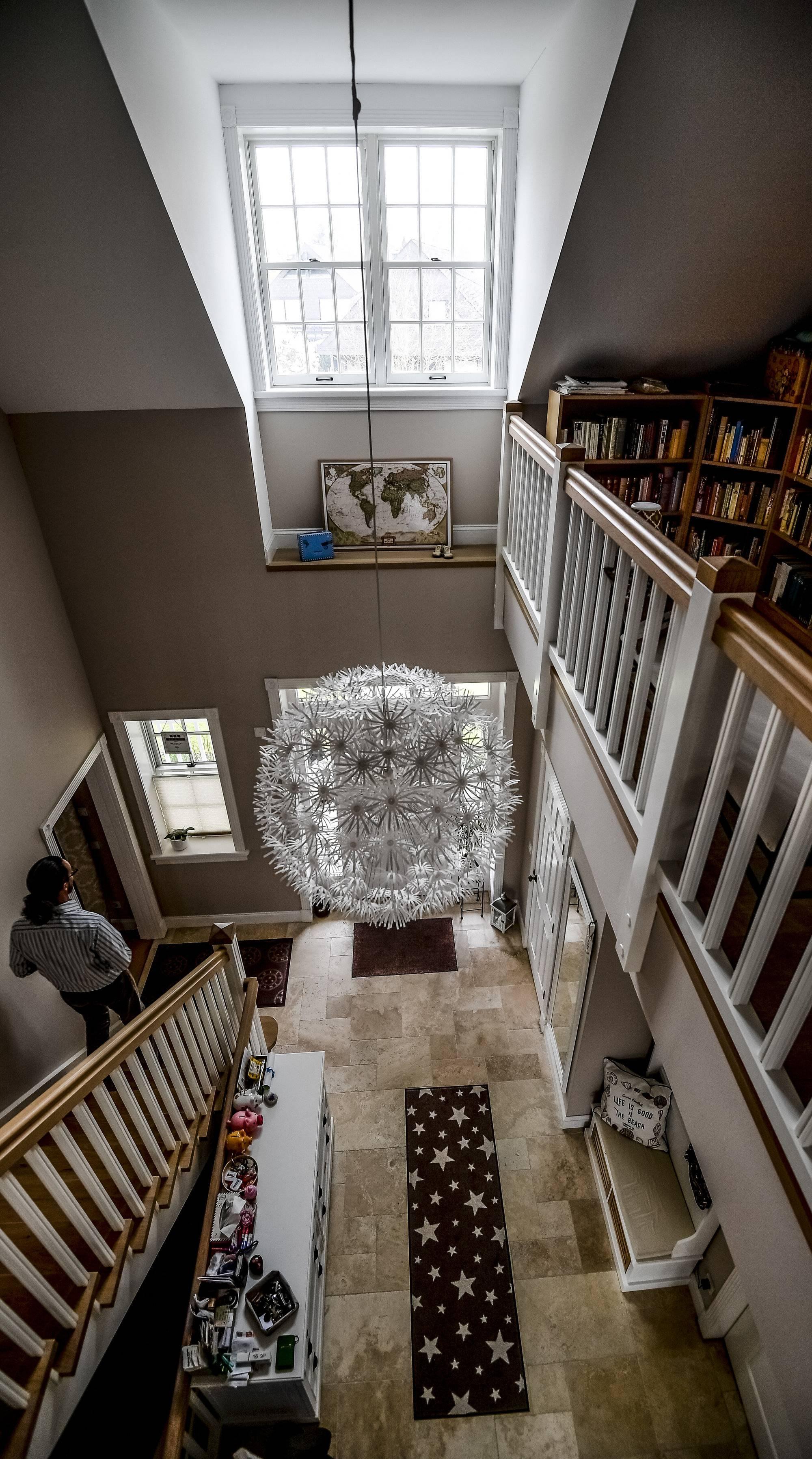 Fotos So Wohnt Dusseldorf Ein Amerikanisches Haus In Angermund