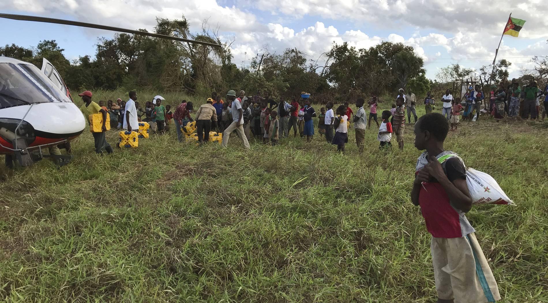 Rund 750.000 Menschen in Mosambik gegen Cholera geimpft