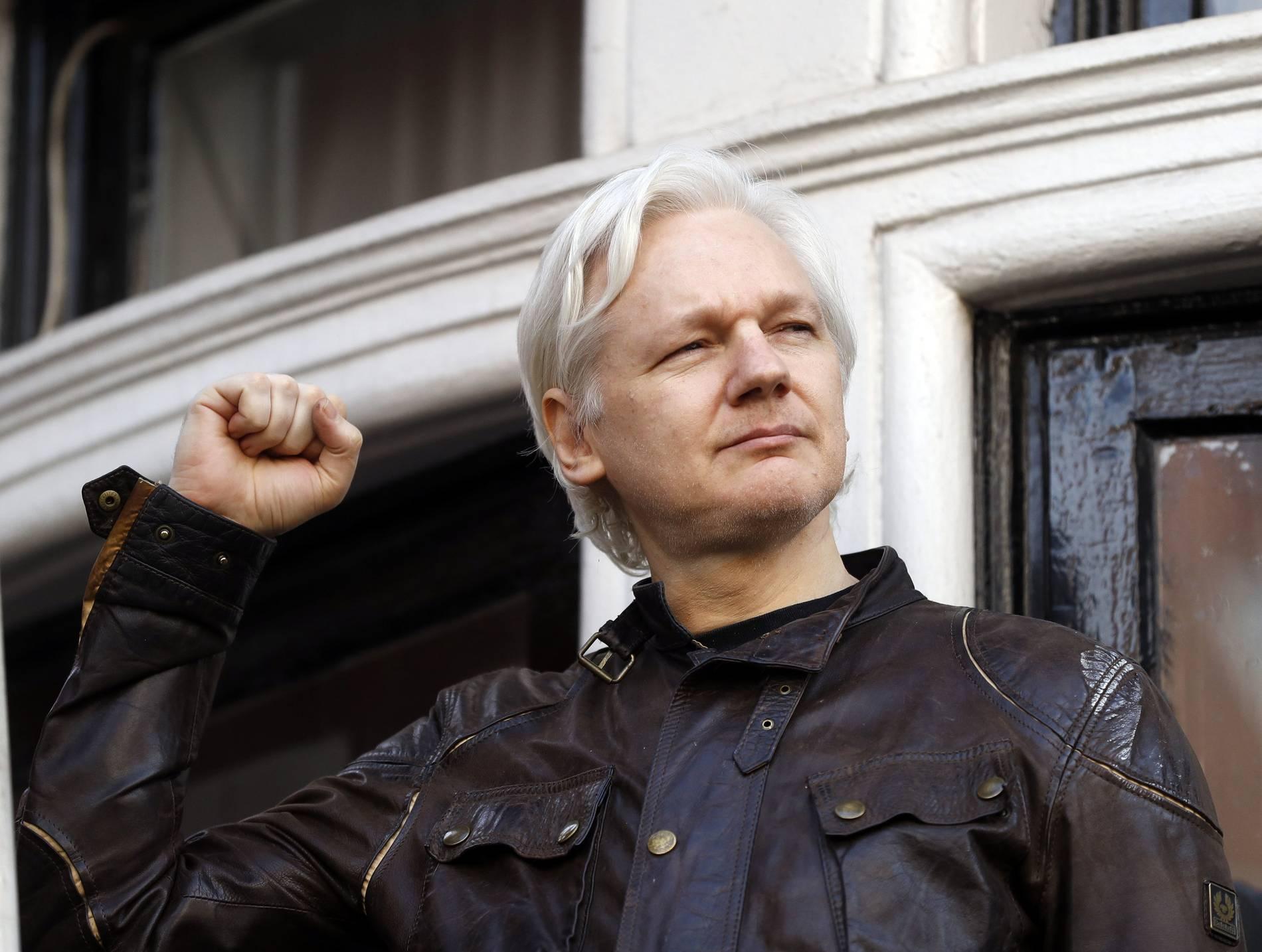Wikileaks Enthüllungsplattform wird mit Video von Julian Assange erpresst