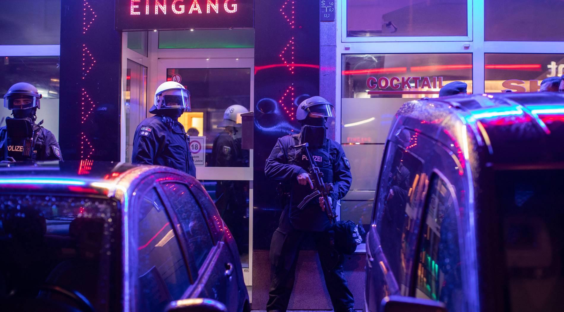 Ermittlungen gegen Dortmunder Polizisten
