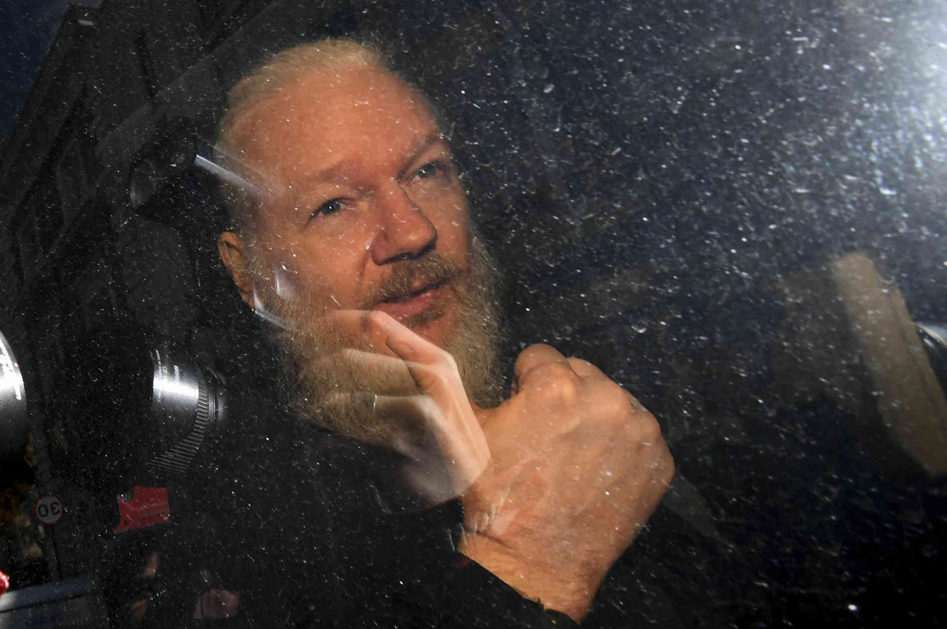 Assange schuldig gesprochen für Verstoß gegen Kautionsauflagen