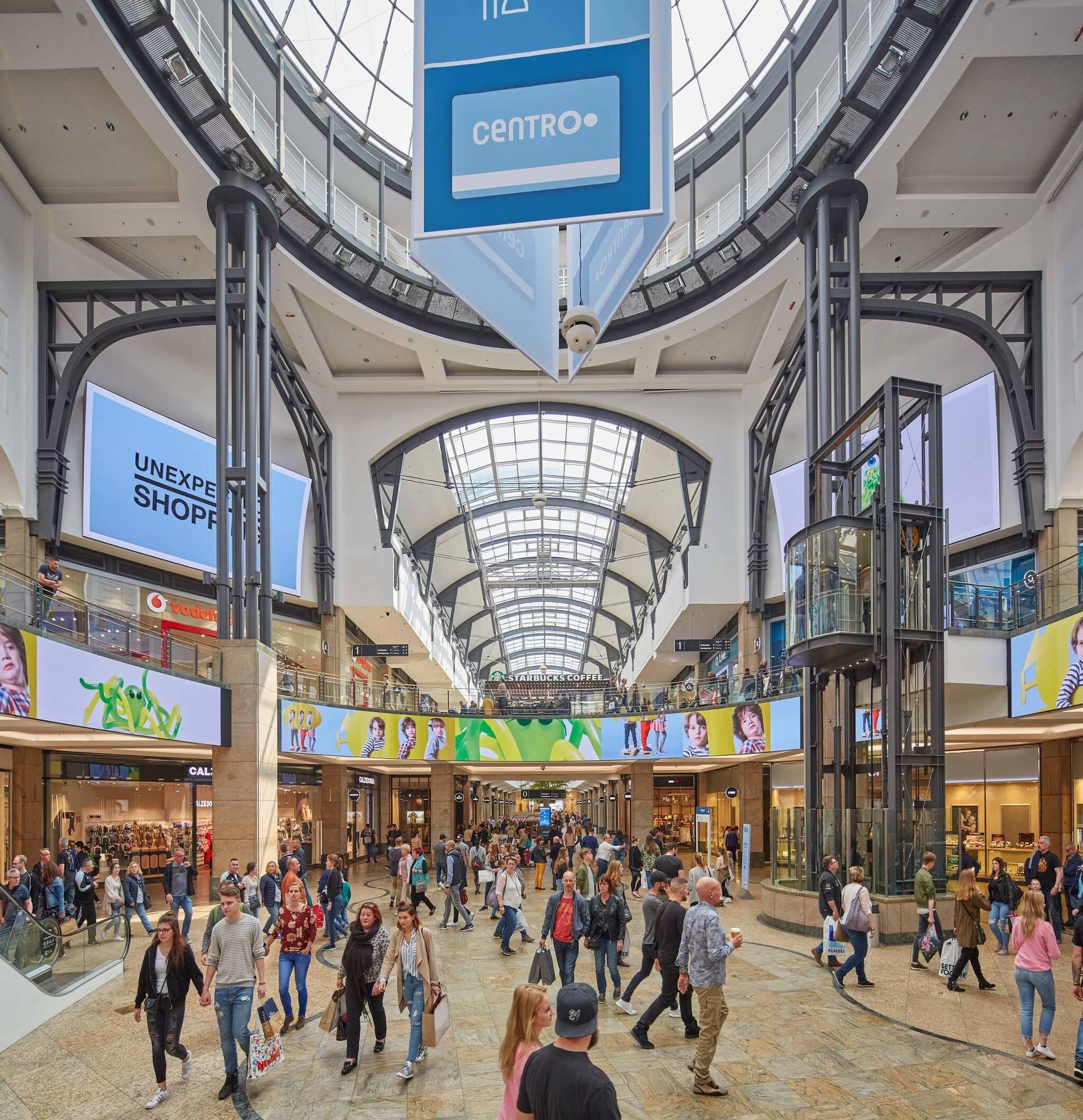 ca2b1bc81313 Centro Oberhausen: Einkaufszentrum soll angeblich neuen Namen bekommen