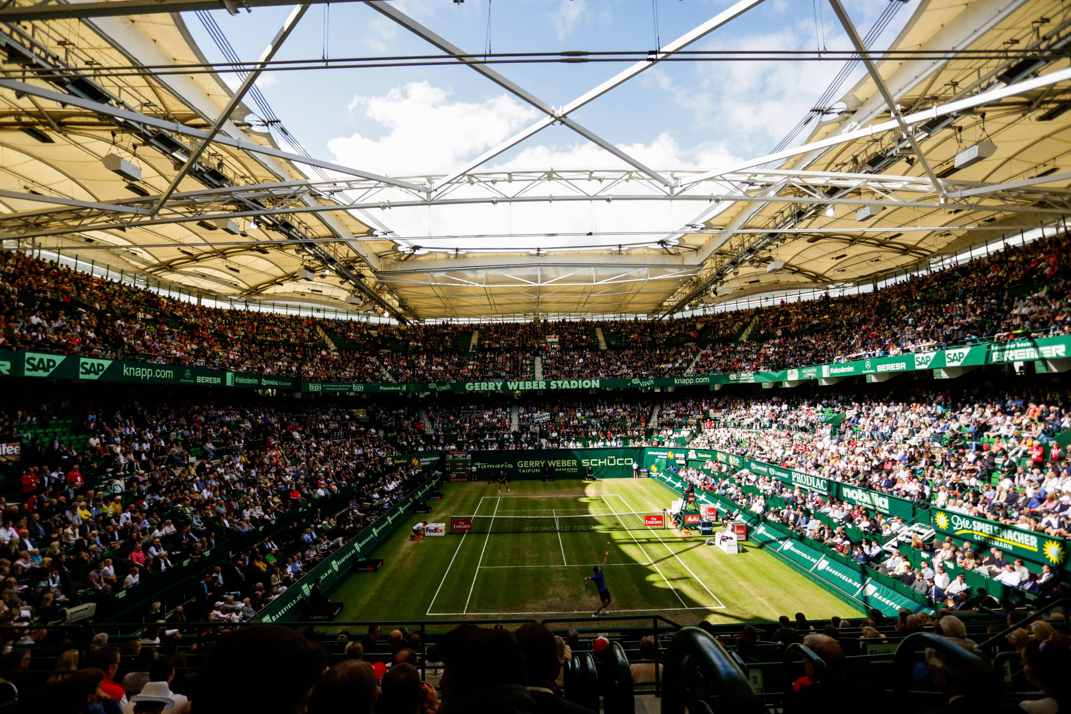"""high quality shoes for cheap limited guantity Gerry Weber Open: Zukunft des ATP-Turniers in Halle """"gesichert"""""""