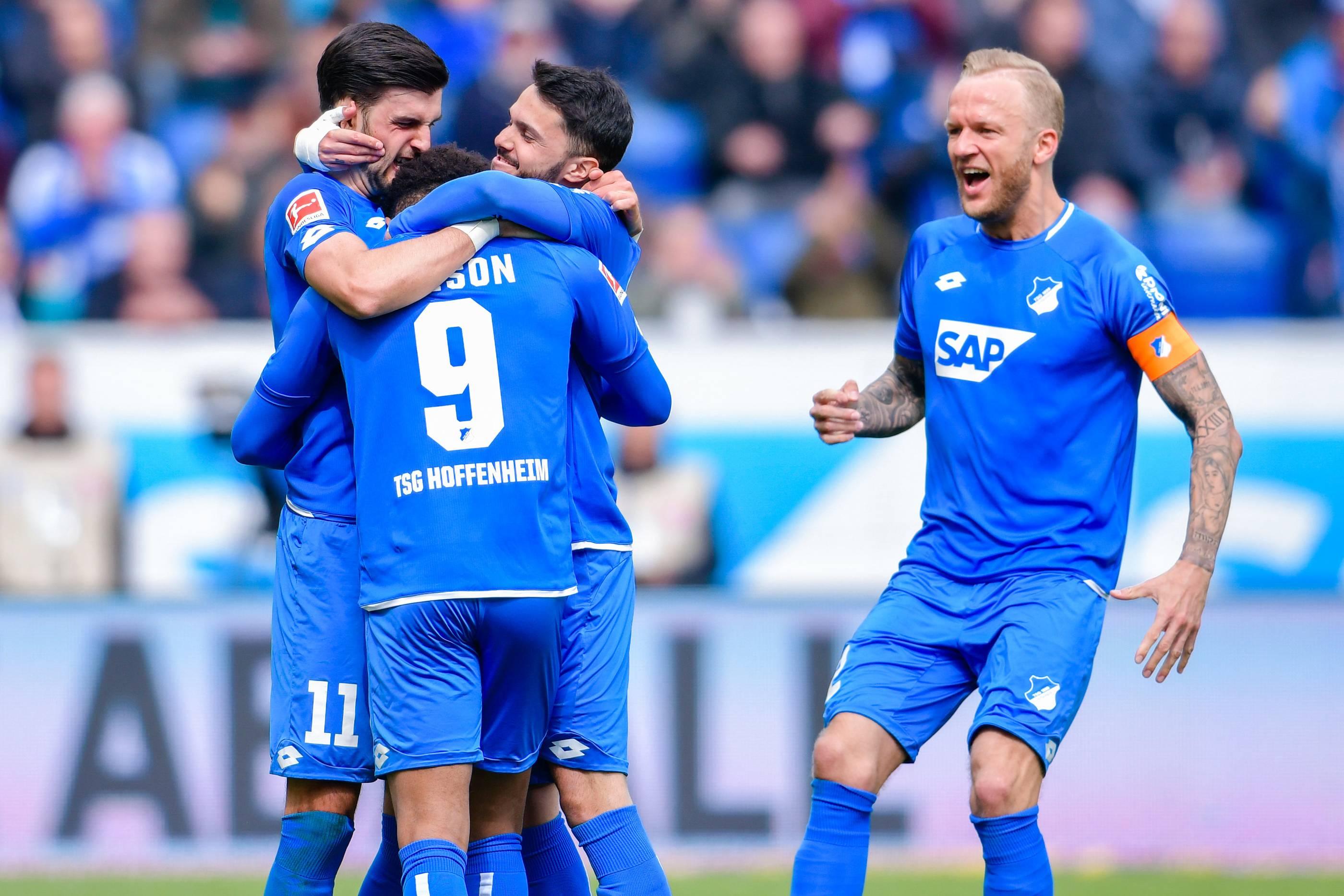 Hoffenheim Gegen Hertha